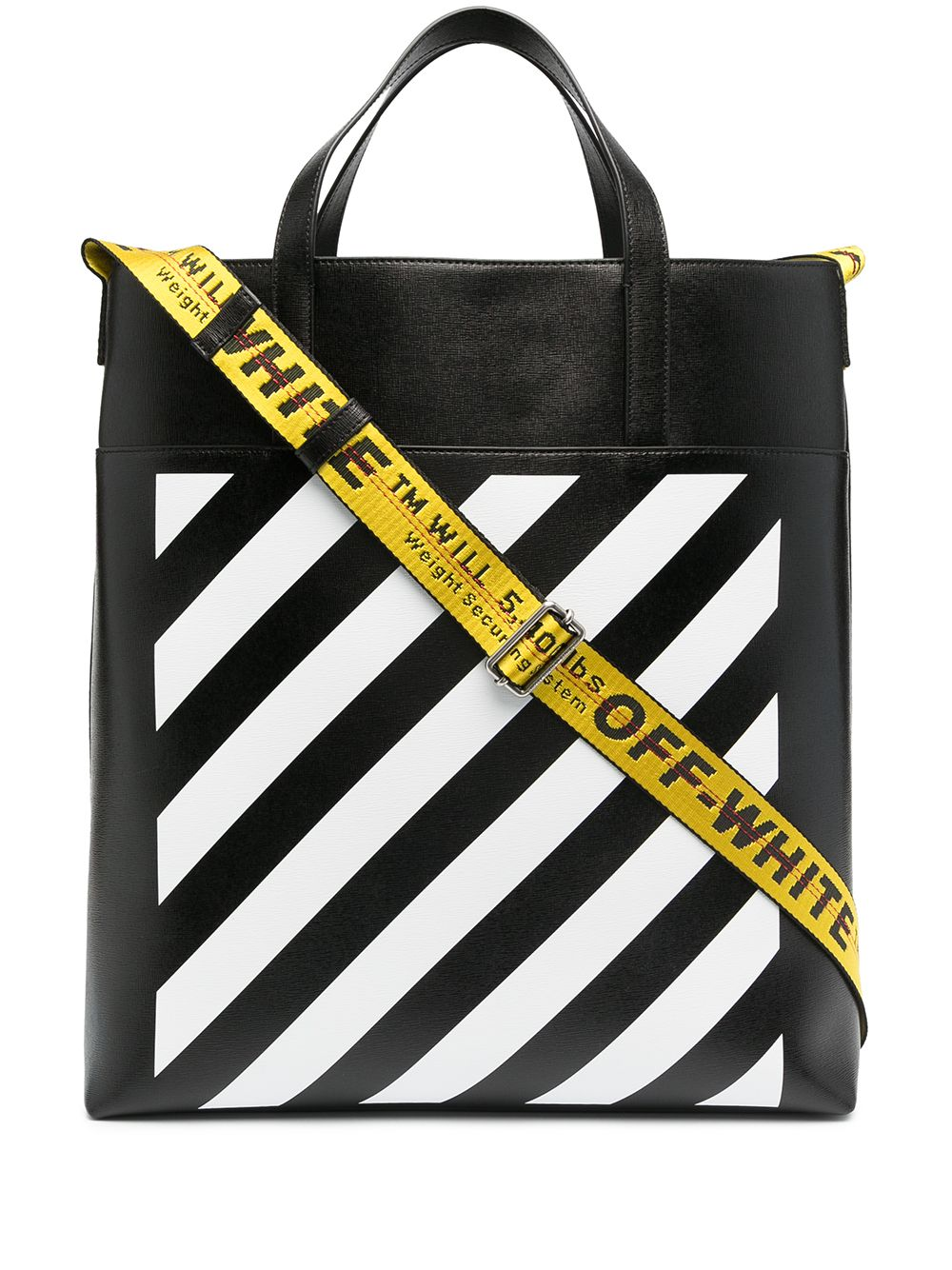 <p class='small-title'>OFF WHITE</p>Tote Bag
