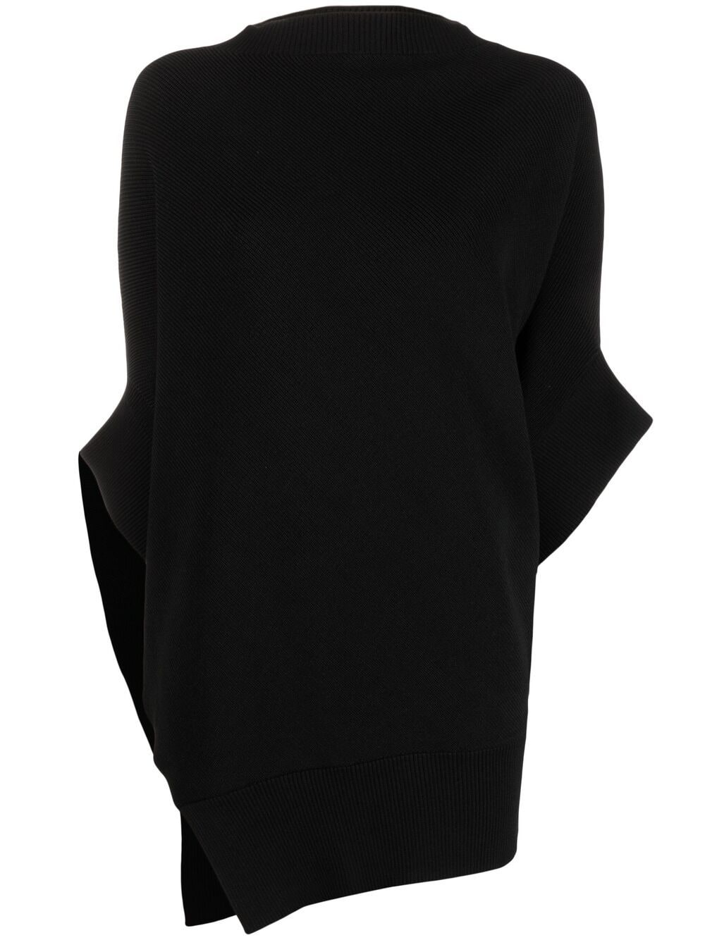 <p class='small-title'>SACAI</p>Ribbed-Knit Jumper