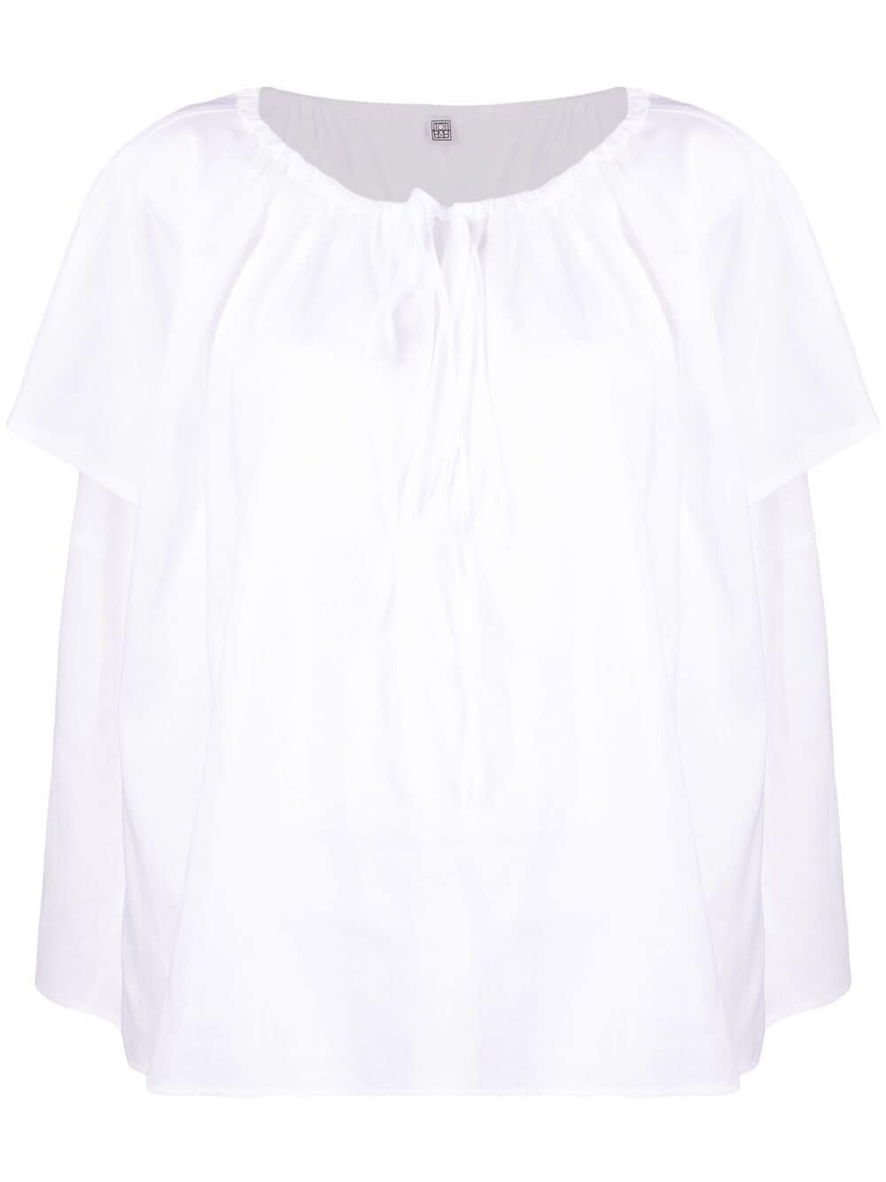 <p class='small-title'>TOTEME</p>Blouse