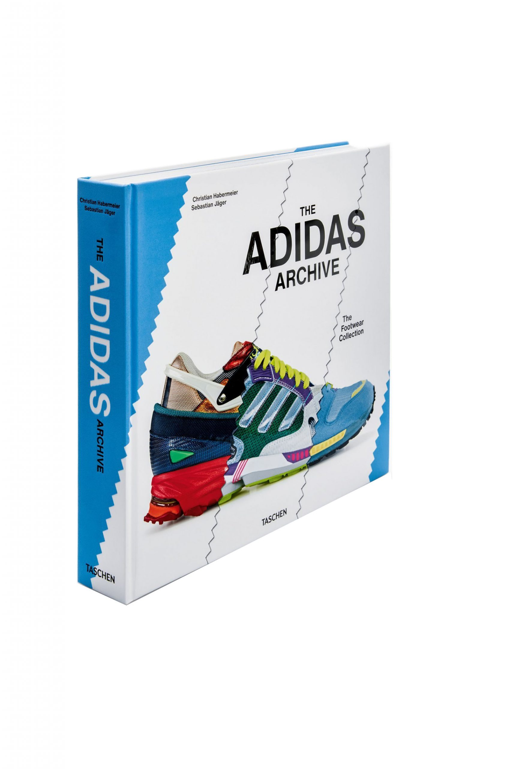 <p class='small-title'>TASCHEN</p>THE ADIDAS ARCHIVE