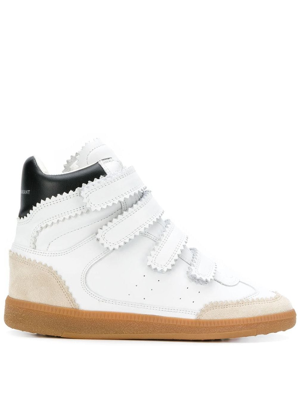 <p class='small-title'>ISABEL MARANT</p>High-Top Sneakers
