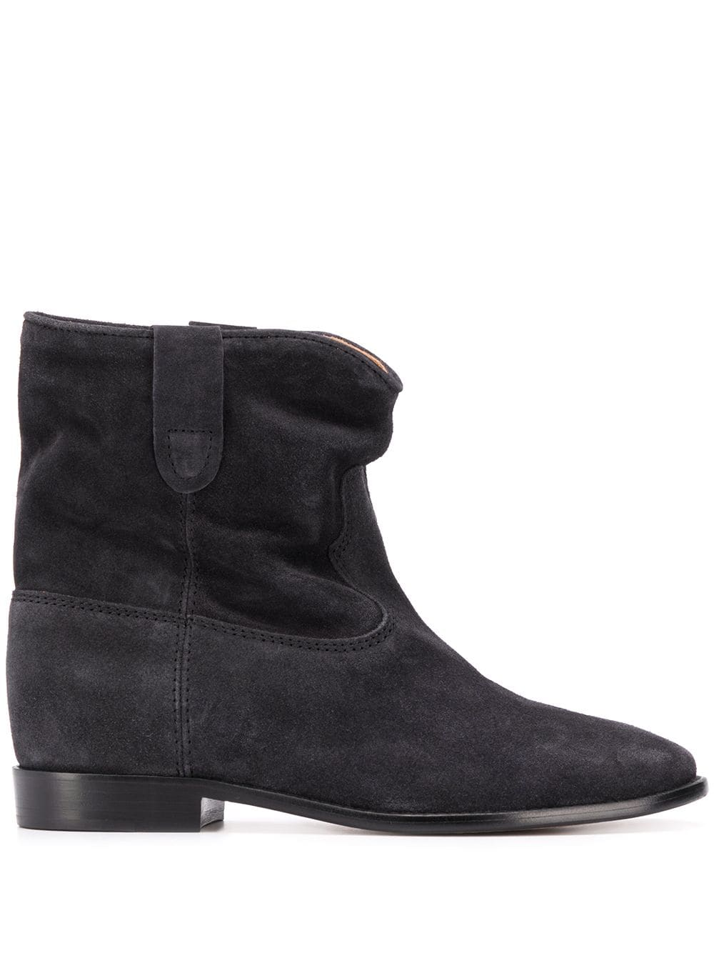 <p class='small-title'>ISABEL MARANT</p>Ankle boots