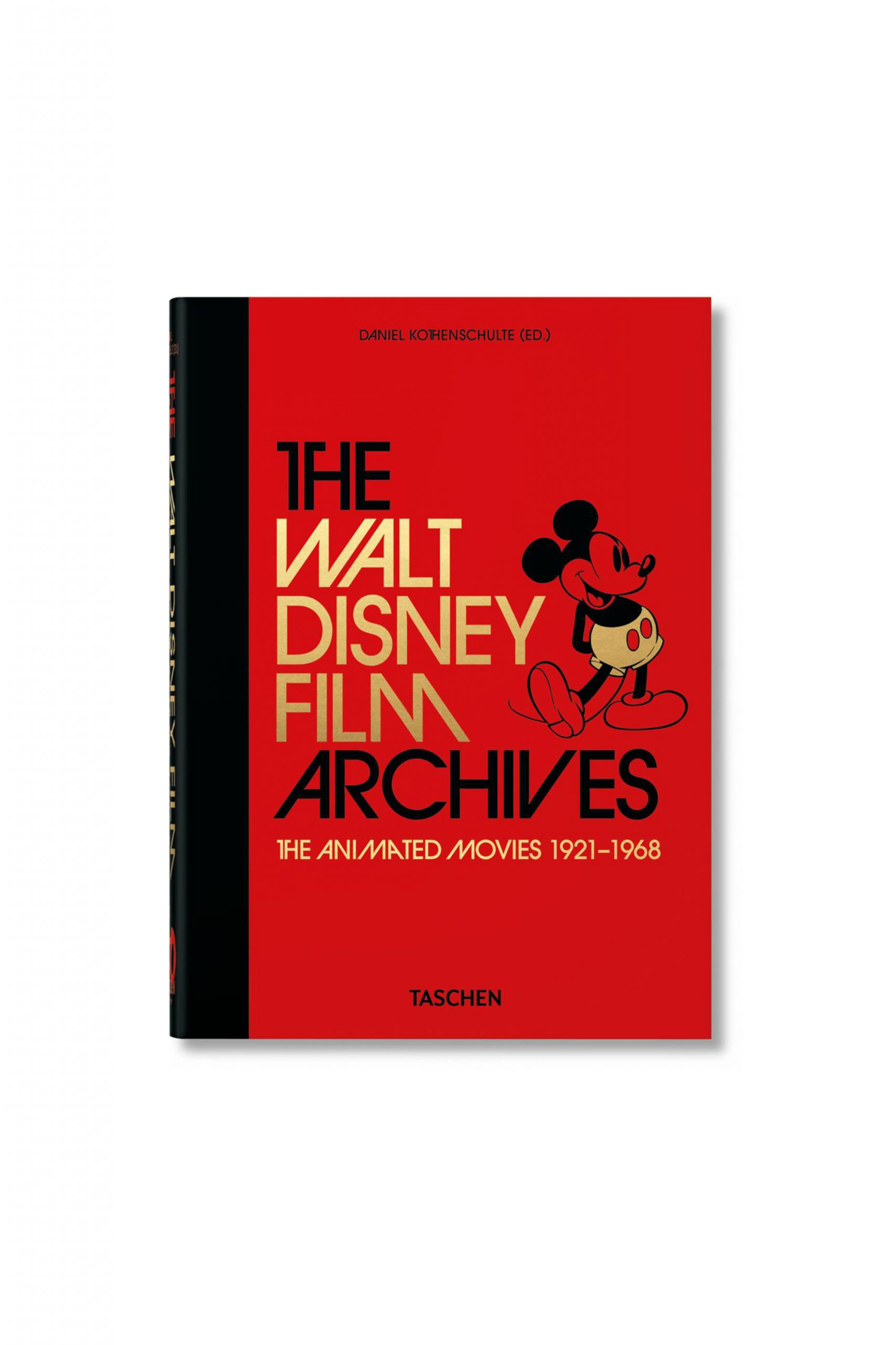 <p class='small-title'>TASCHEN</p>DISNEY ARCHIVES MOVIES 1