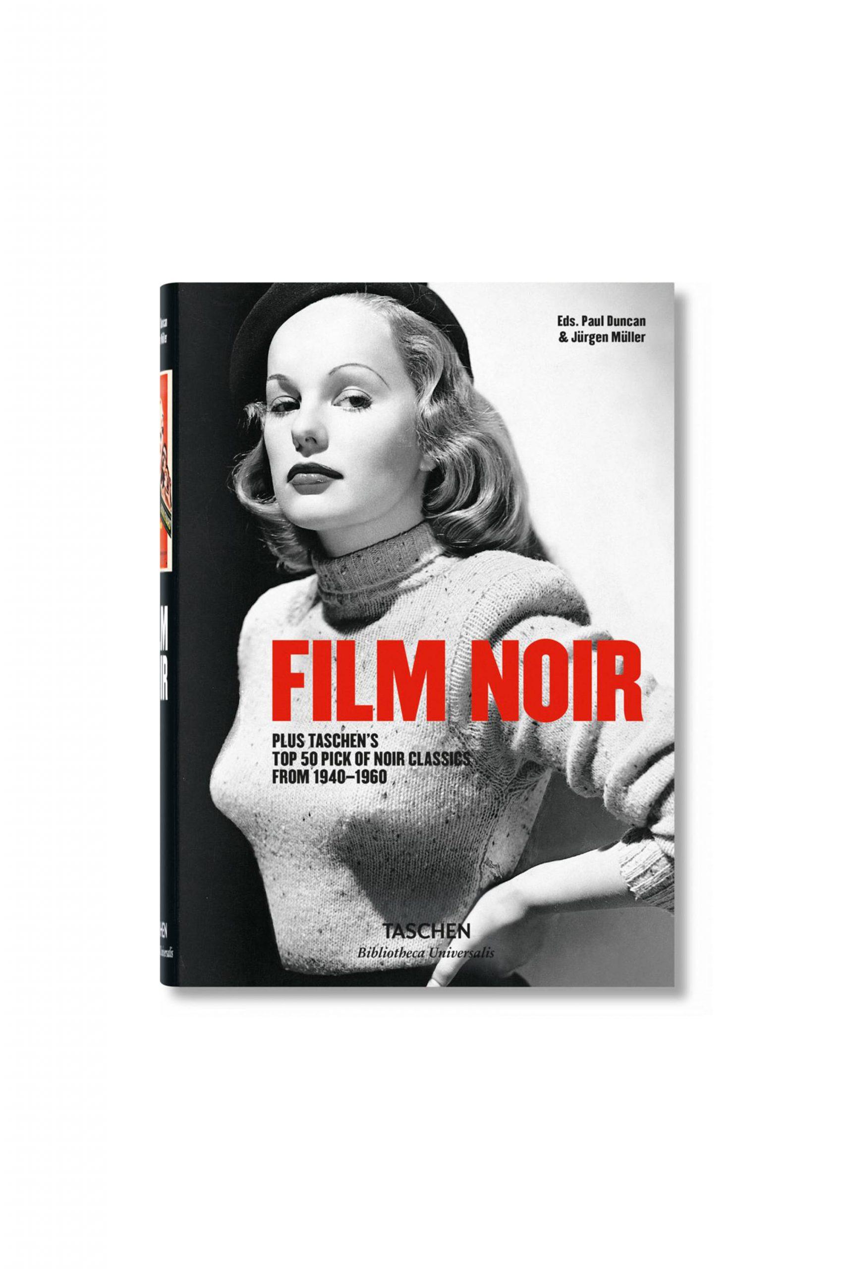<p class='small-title'>TASCHEN</p>FILM NOIR