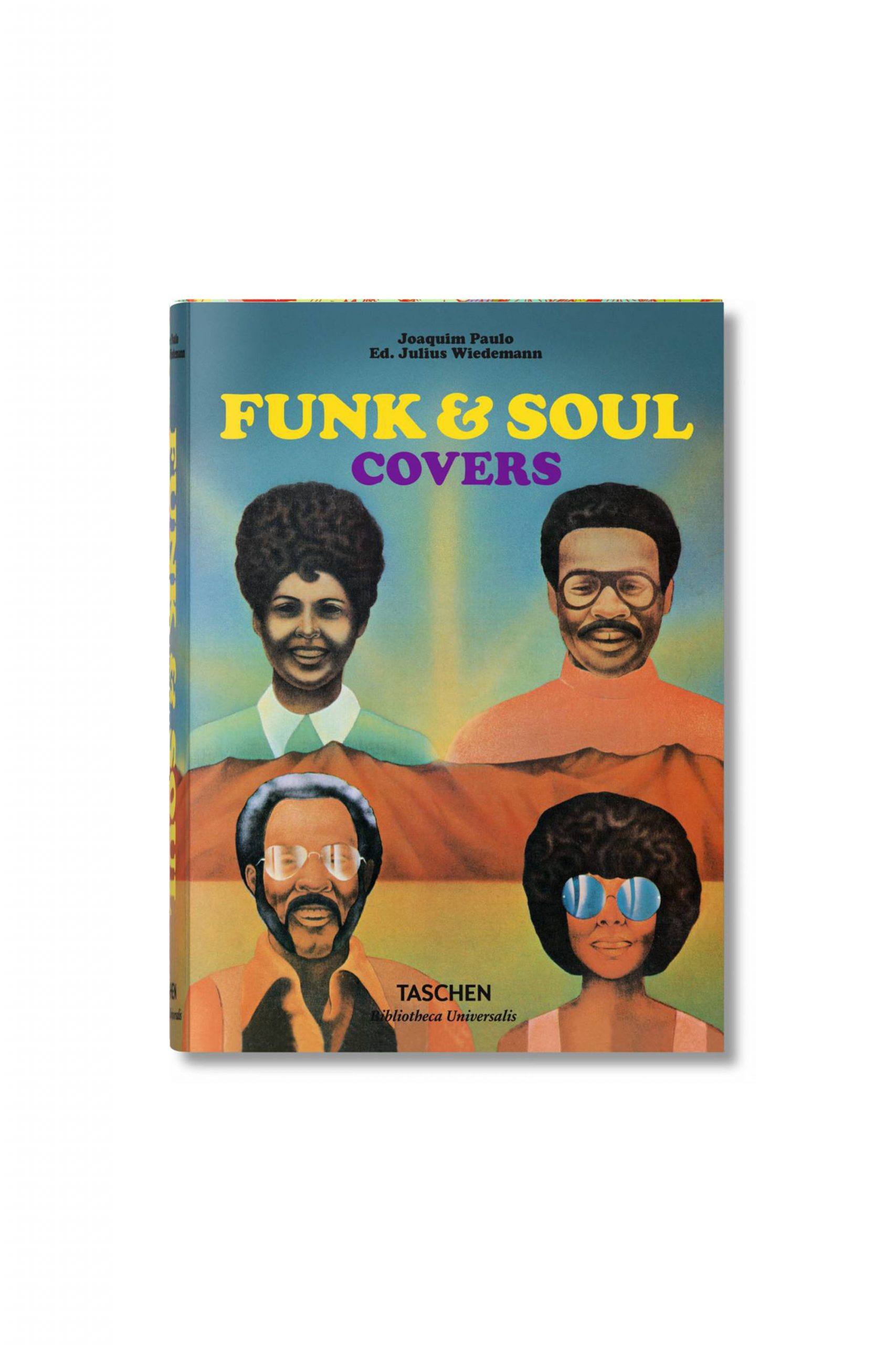 <p class='small-title'>TASCHEN</p>FUNK & SOUL COVERS