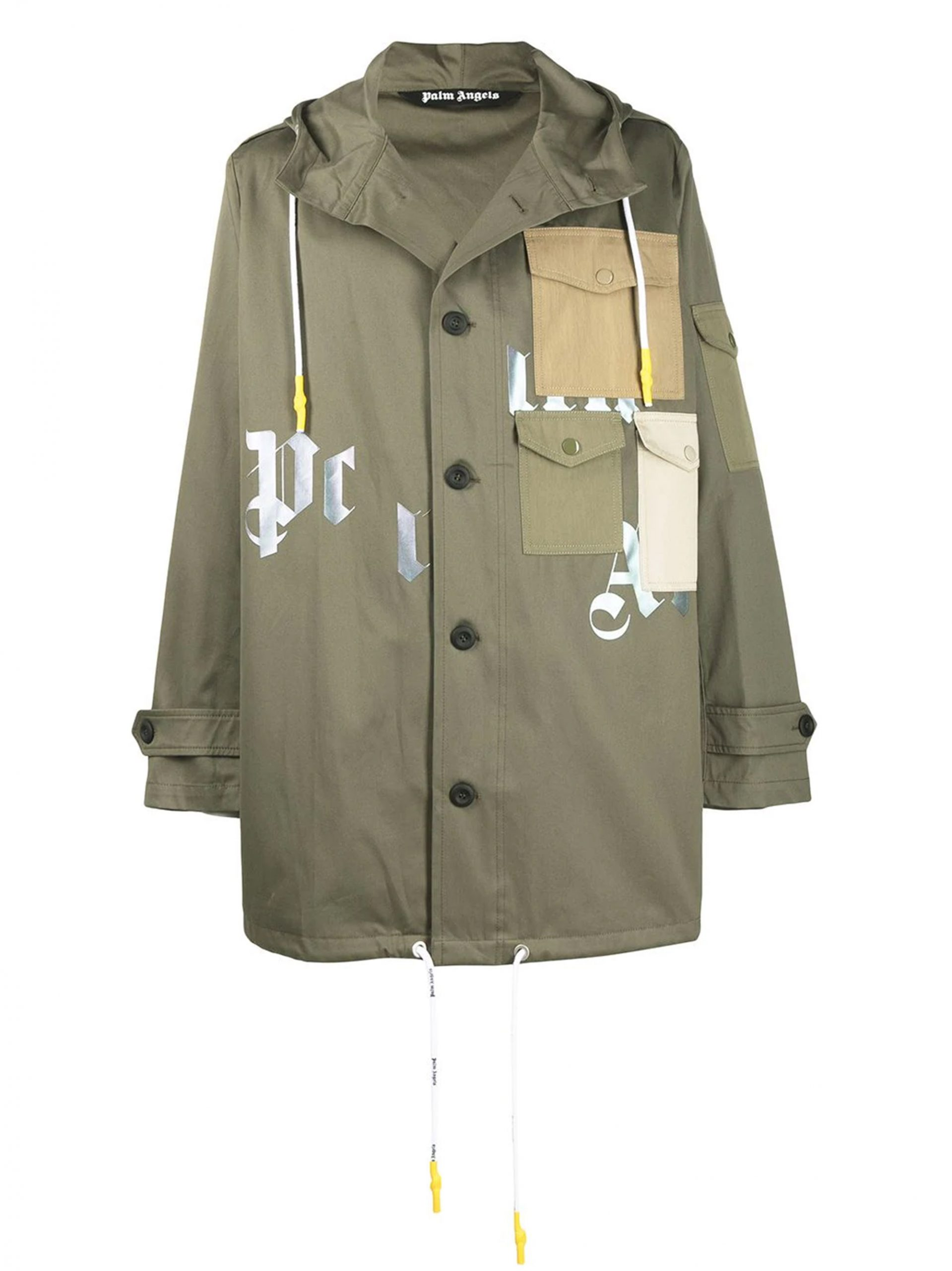 <p class='small-title'>PALM ANGELS</p>Parka
