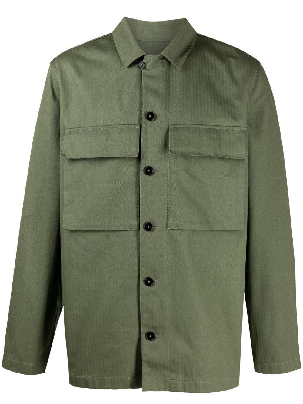 <p class='small-title'>JIL SANDER</p>Jacket