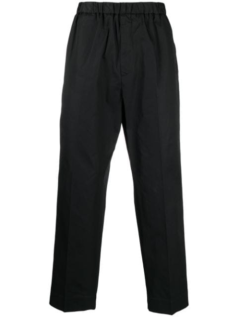 <p class='small-title'>JIL SANDER</p>Trousers