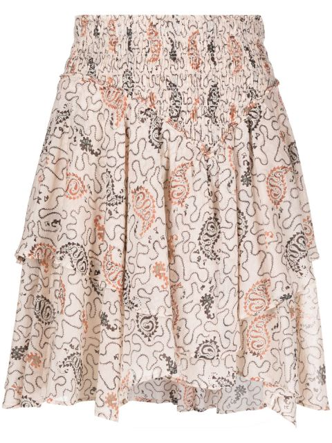 <p class='small-title'>ISABEL MARANT ÉTOILE</p>Skirt