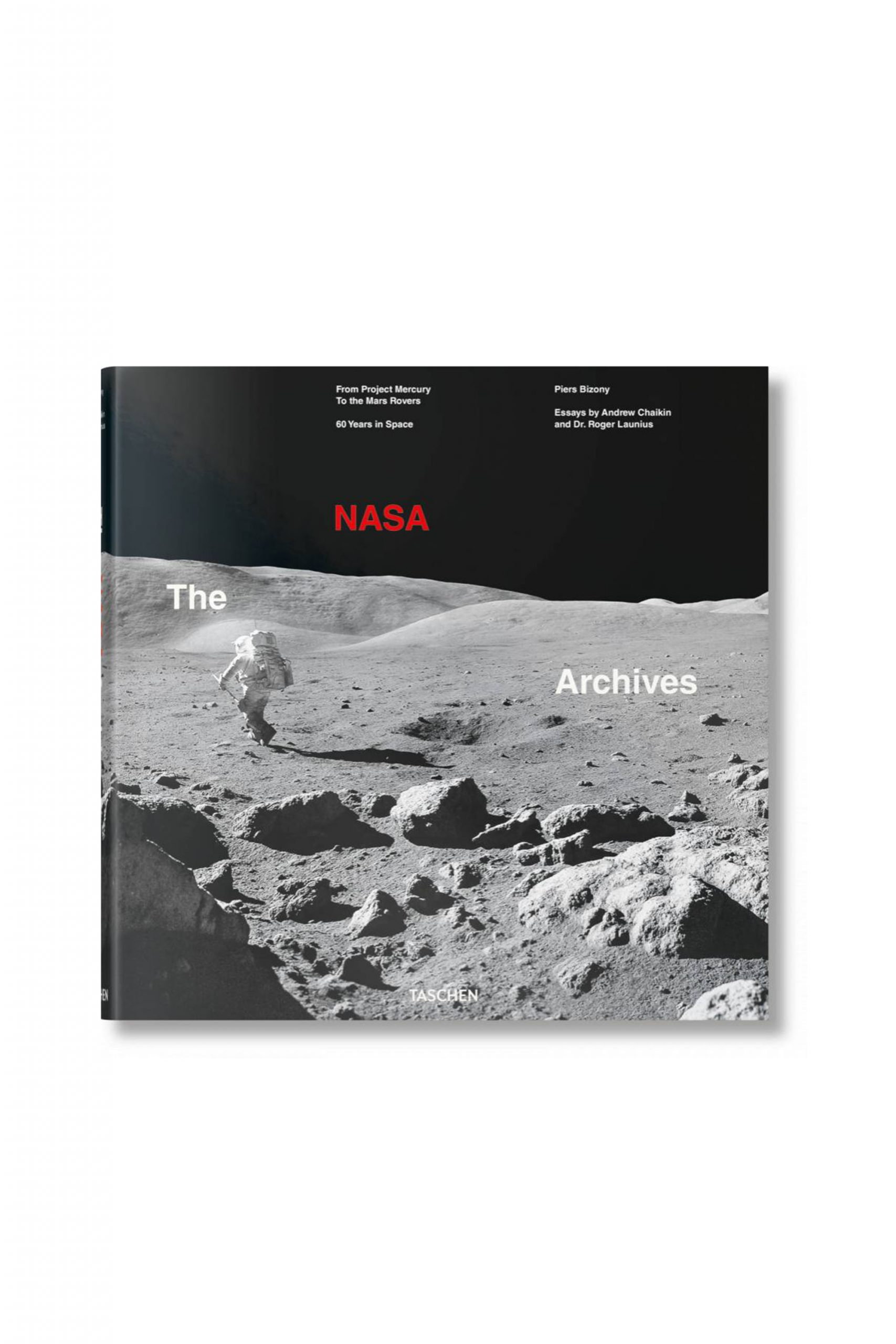 <p class='small-title'>TASCHEN</p>NASA ARCHIVES