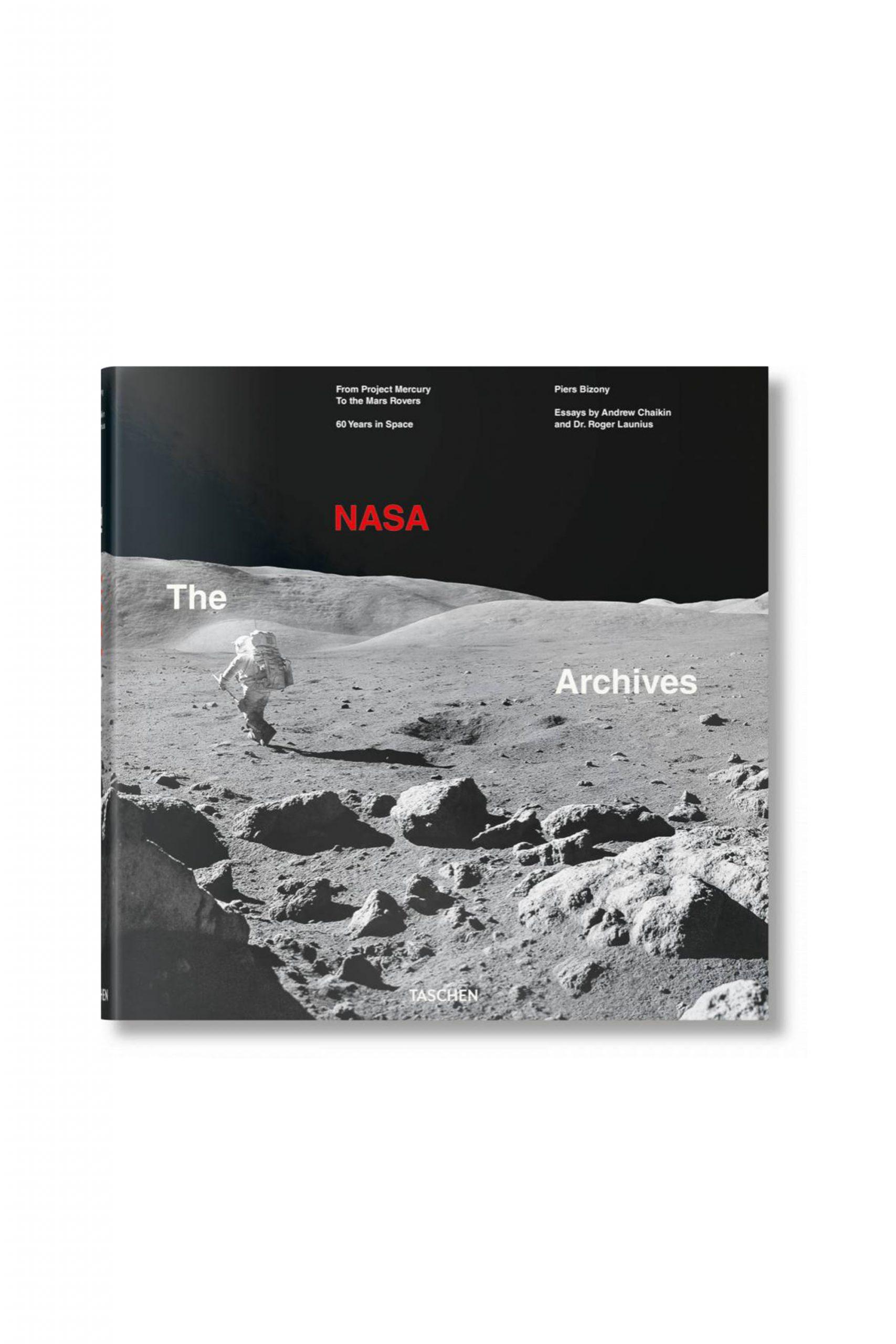 <p class='small-title'>TASCHEN</p>NASA ARCHIVES