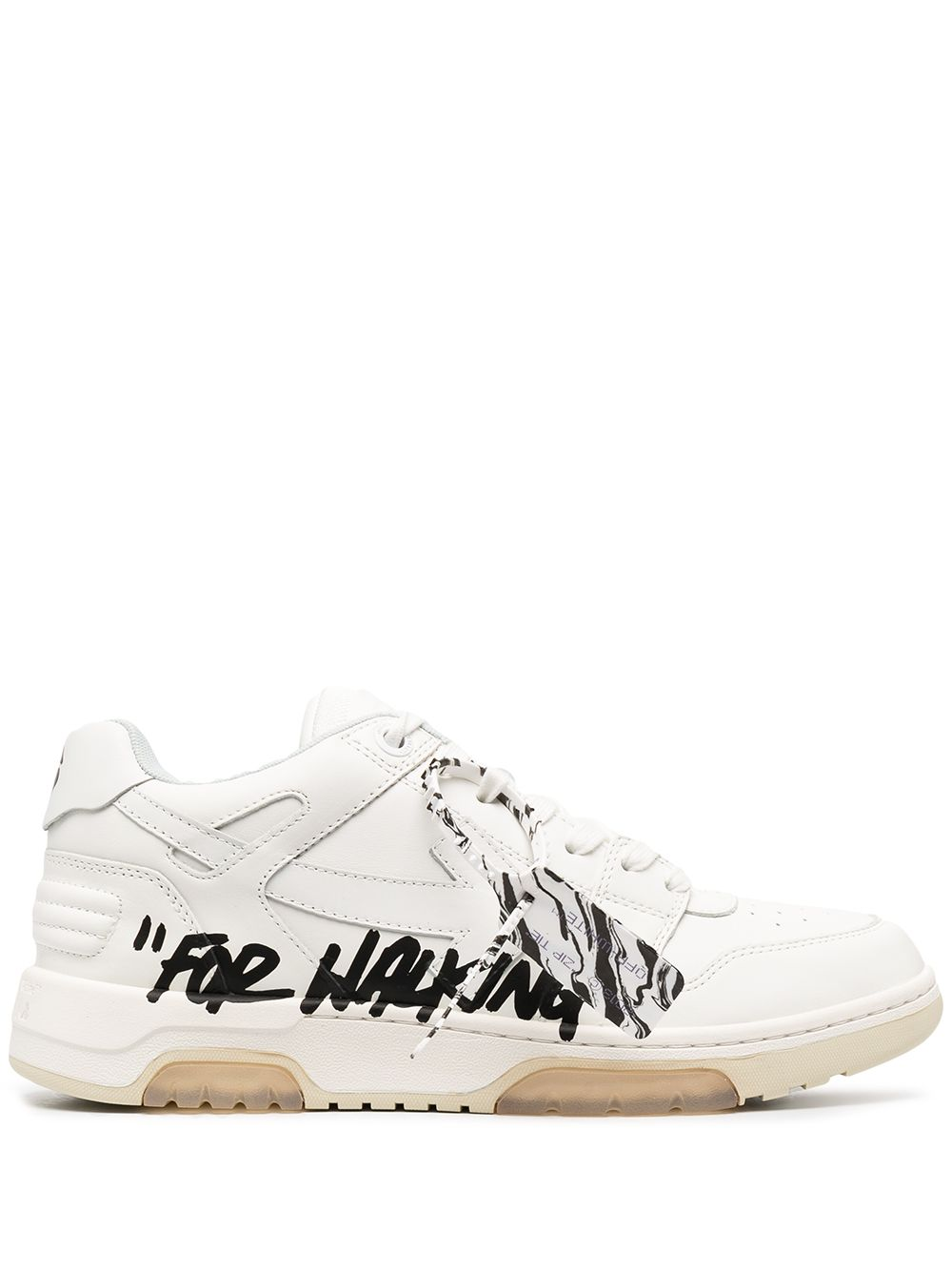 <p class='small-title'>OFF WHITE</p>'Out of Office' Sneakers
