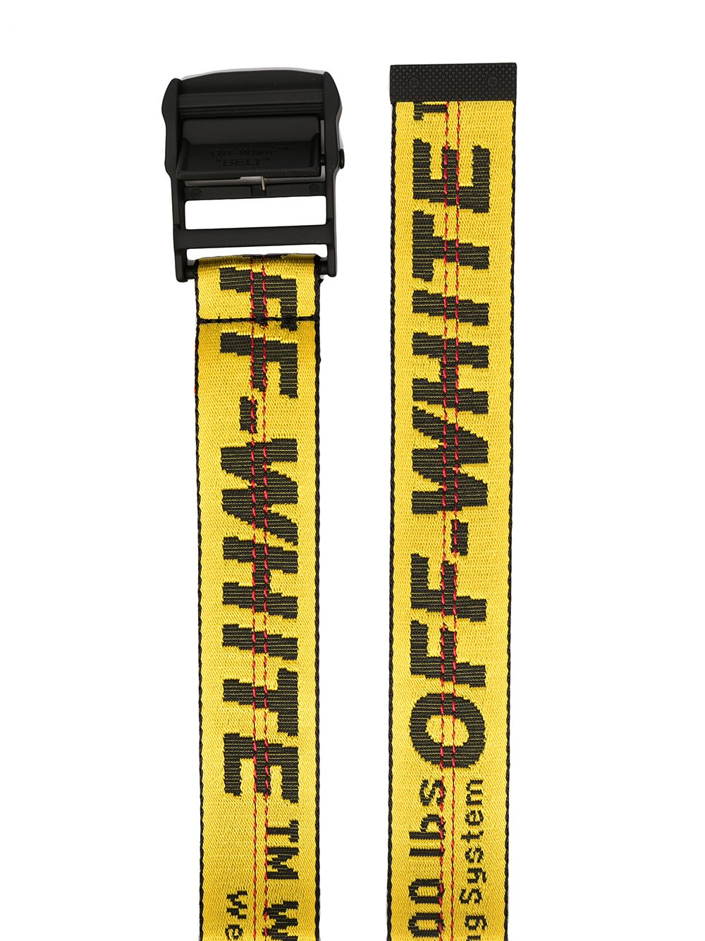 <p class='small-title'>OFF WHITE</p>Belt Longer Size