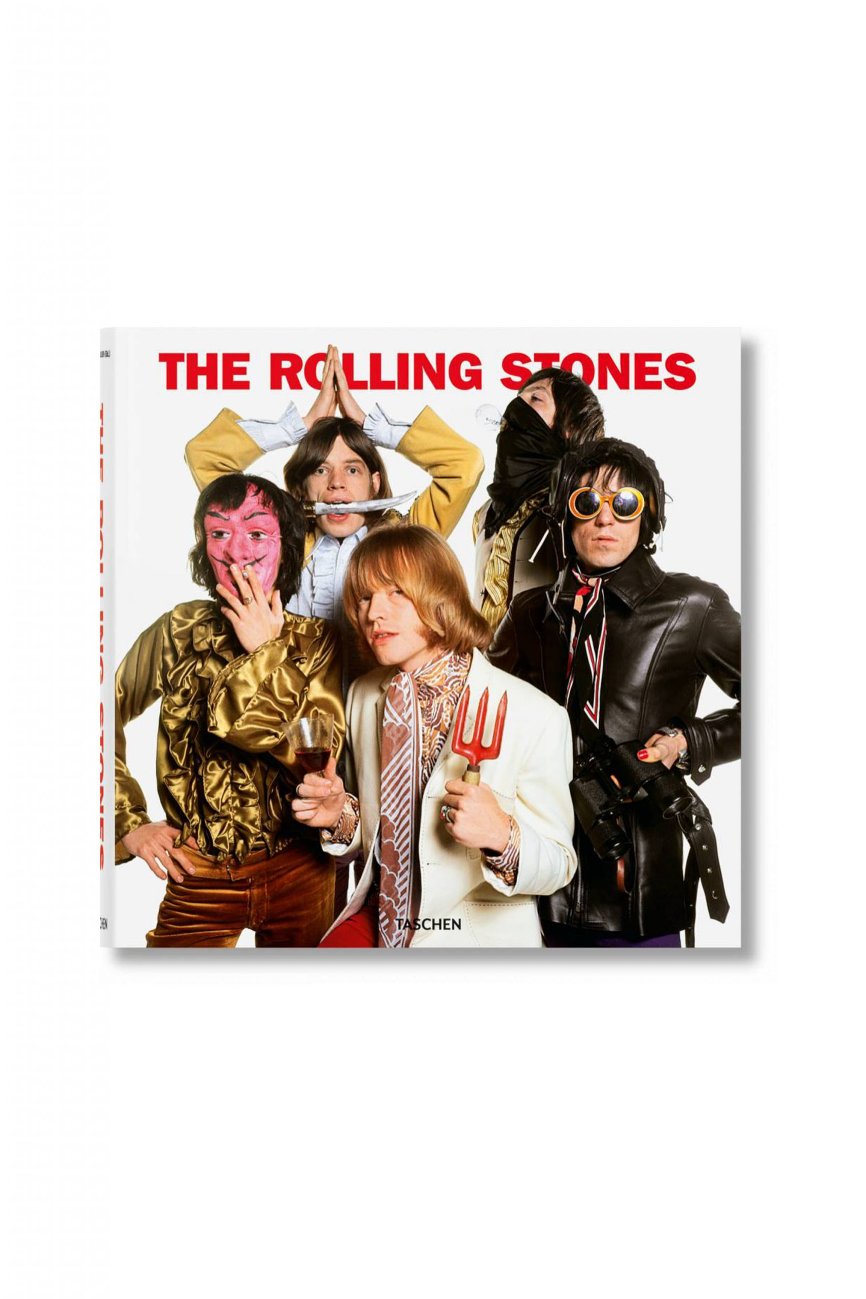 <p class='small-title'>TASCHEN</p>ROLLING STONES