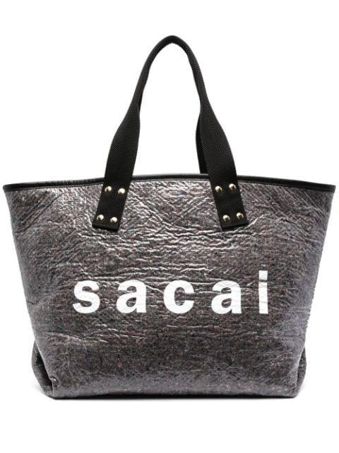 <p class='small-title'>SACAI</p>Tote Bag