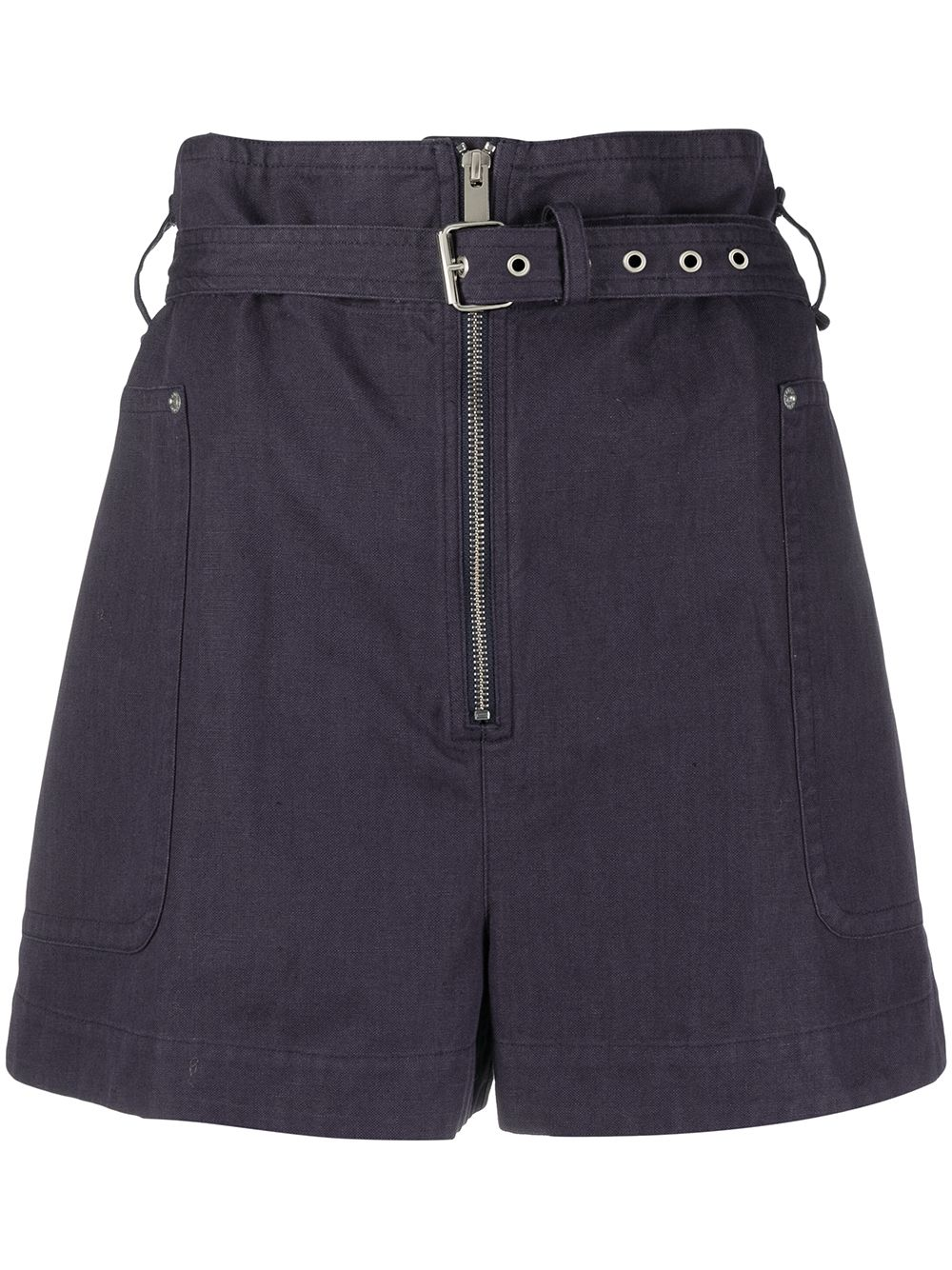 <p class='small-title'>ISABEL MARANT ÉTOILE</p>Parana Heavy Cotton Shorts