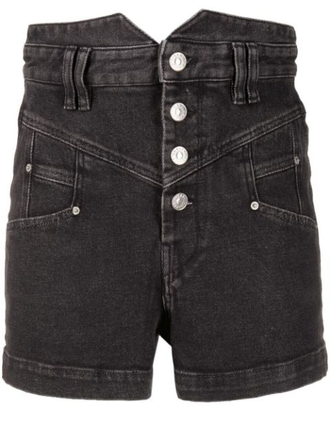 <p class='small-title'>ISABEL MARANT</p>Denim Shorts