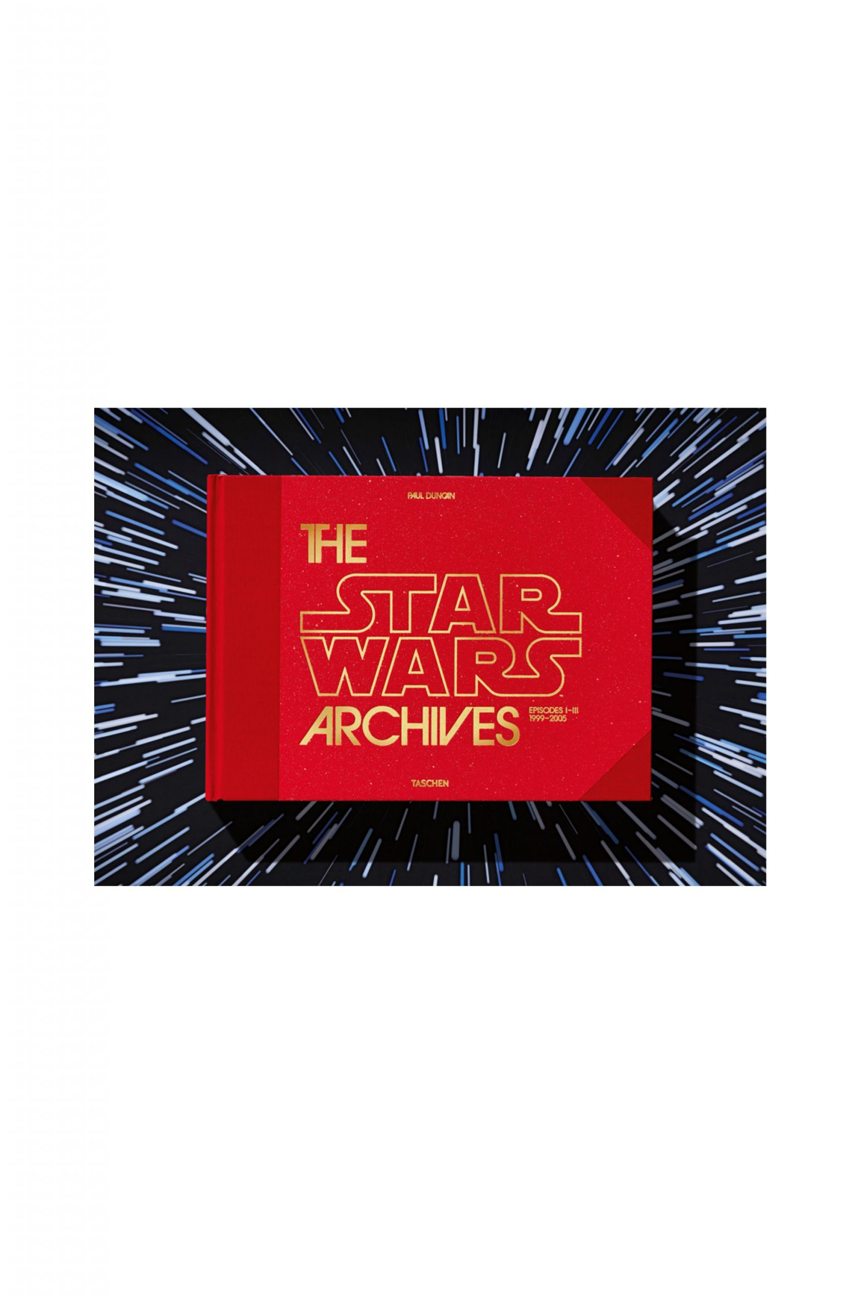 <p class='small-title'>TASCHEN</p>THE STAR WARS ARCHIVES 1999–2005