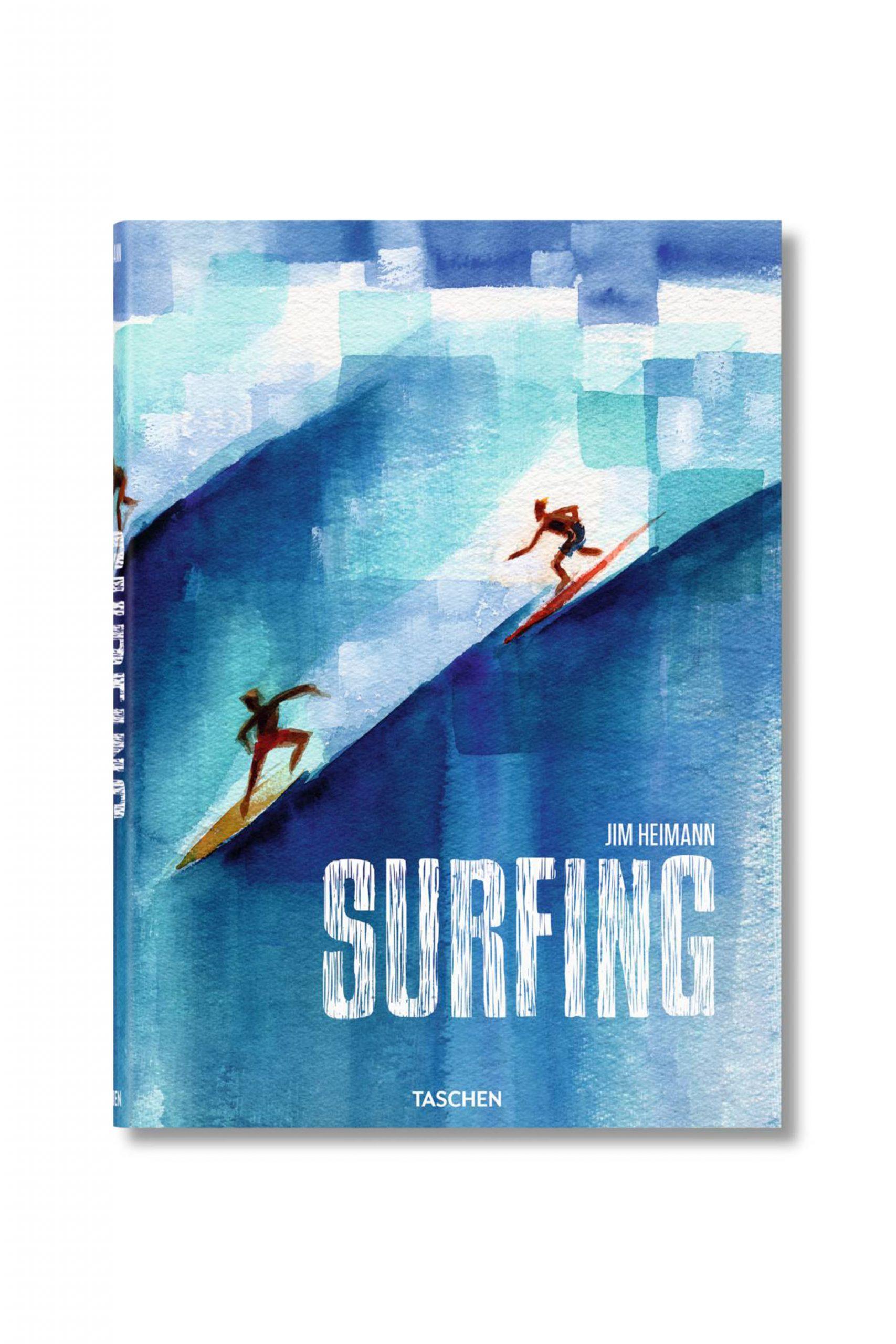 <p class='small-title'>TASCHEN</p>SURFING