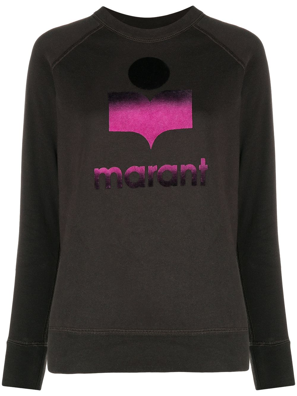<p class='small-title'>ISABEL MARANT ÉTOILE</p>Sweater Moby Logo