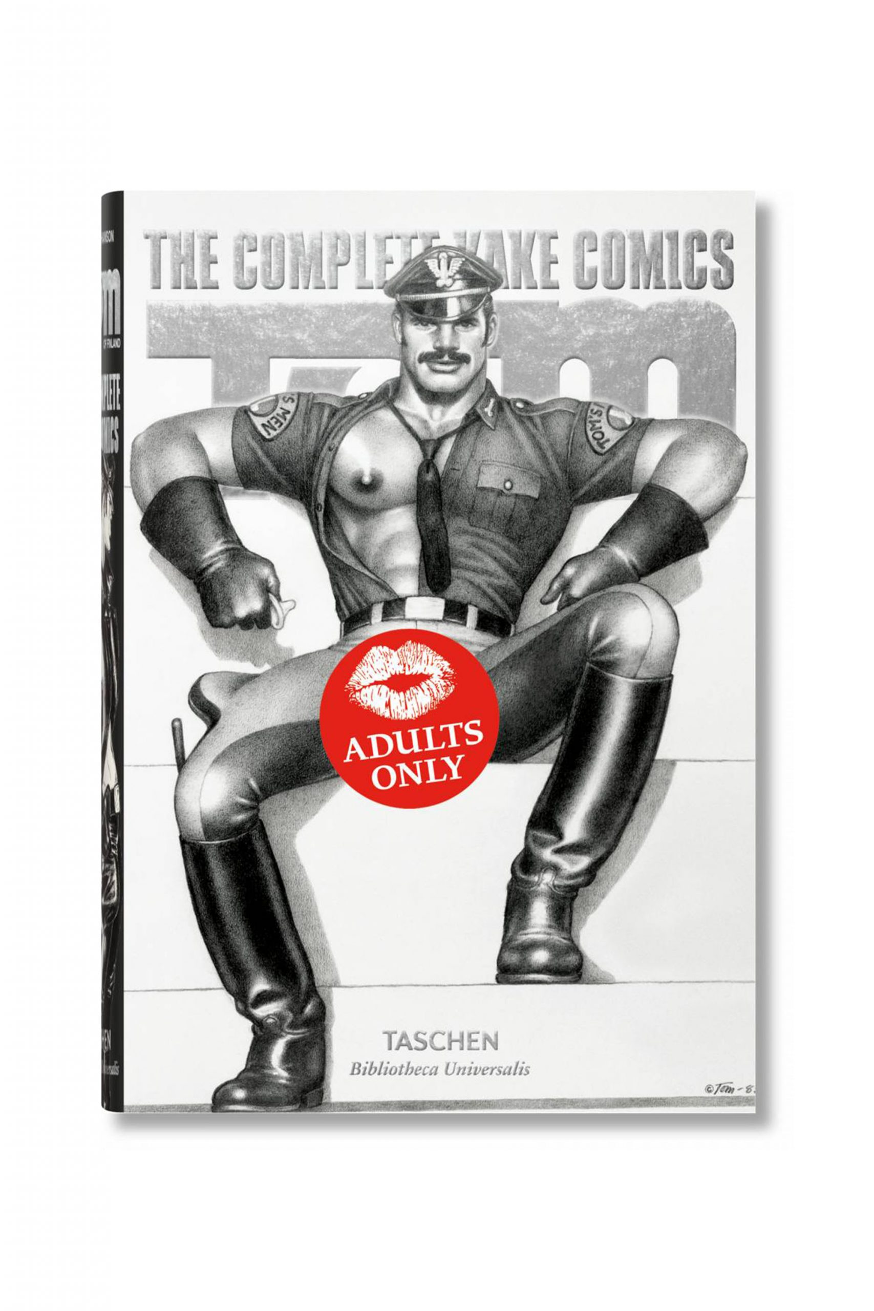 <p class='small-title'>TASCHEN</p>Tom of Finland. The Complete Kake Comics