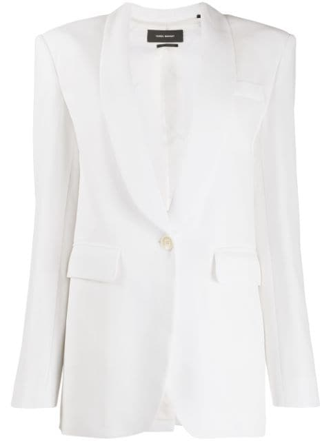 <p class='small-title'>ISABEL MARANT</p>Blazer