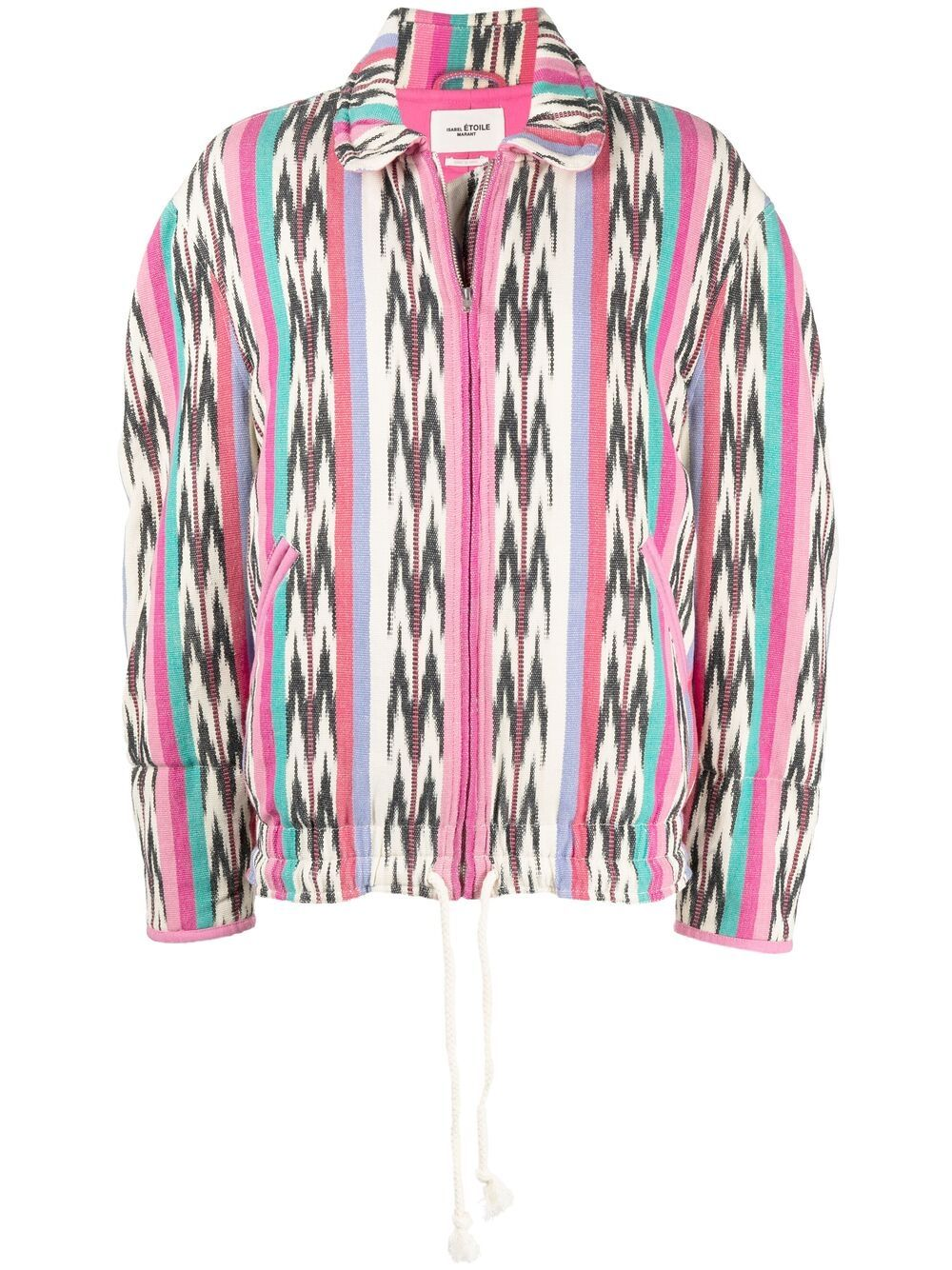 <p class='small-title'>ISABEL MARANT ÉTOILE</p>Bomber Jacket