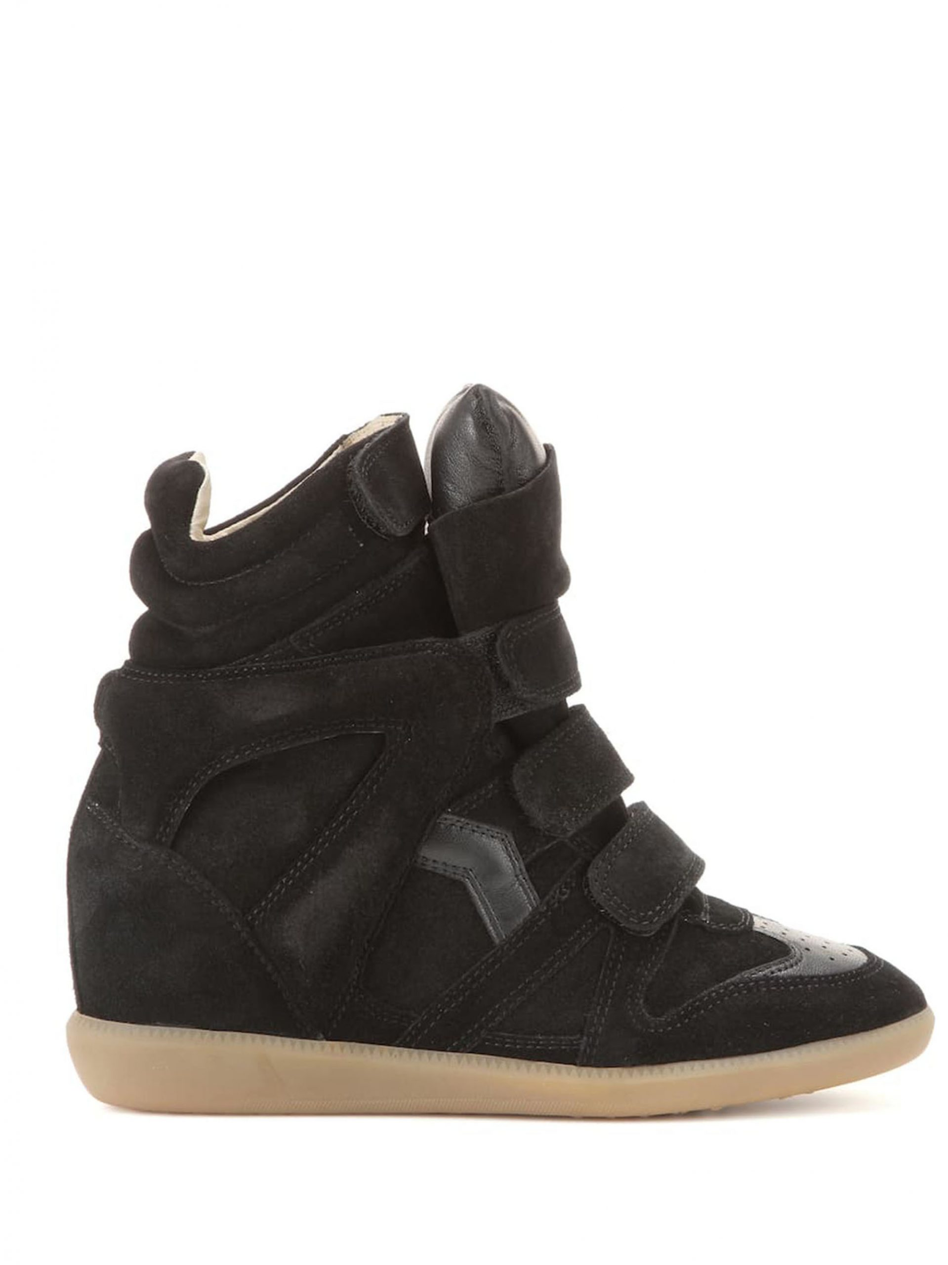 <p class='small-title'>ISABEL MARANT</p>Sneakers Leather and Suede