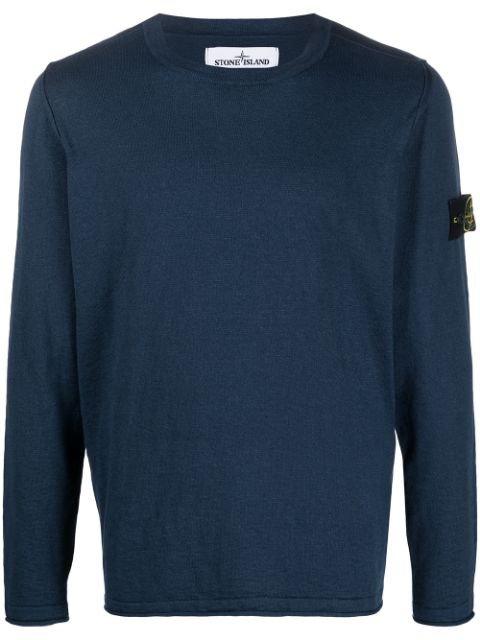 <p class='small-title'>STONE ISLAND</p>Sweater