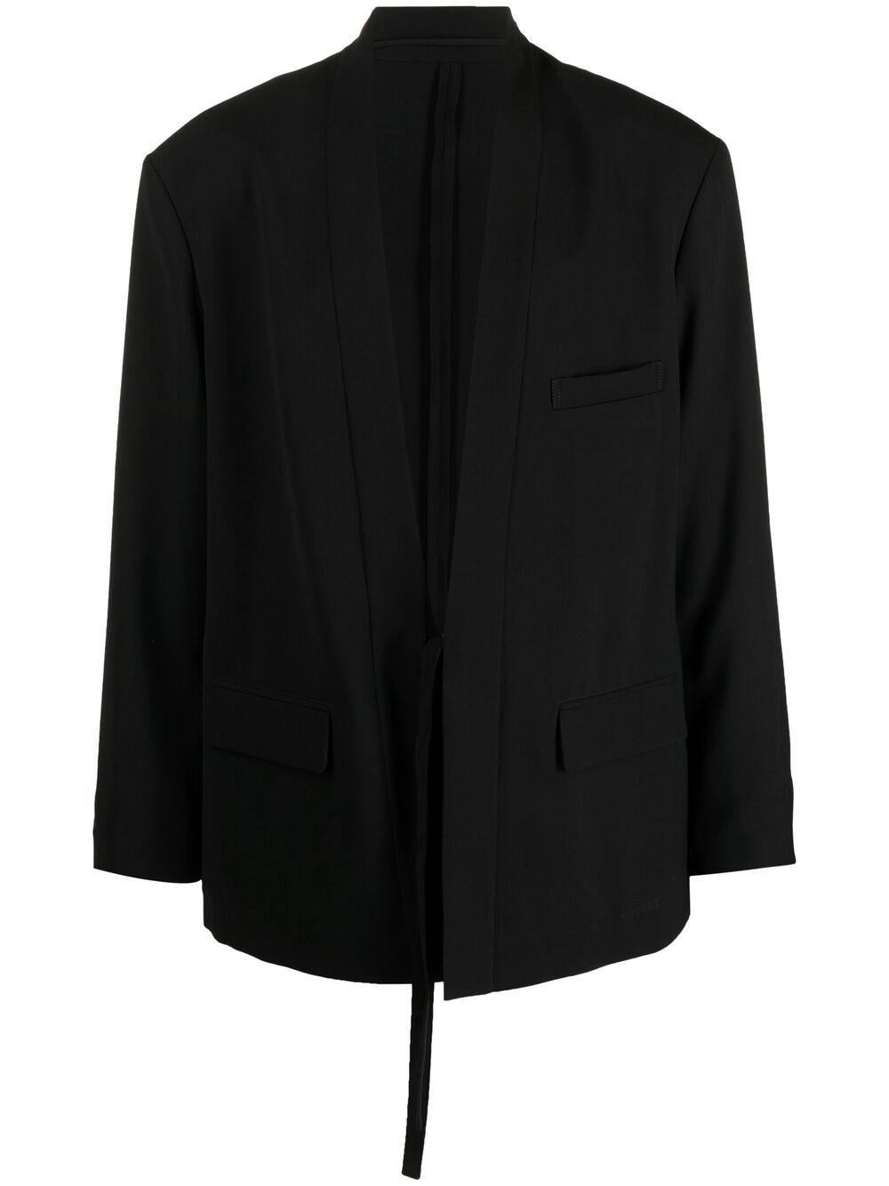 <p class='small-title'>AMBUSH</p>Kimono Blazer
