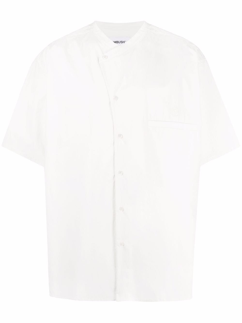 <p class='small-title'>AMBUSH</p>Oversized Short-Sleeved Shirt
