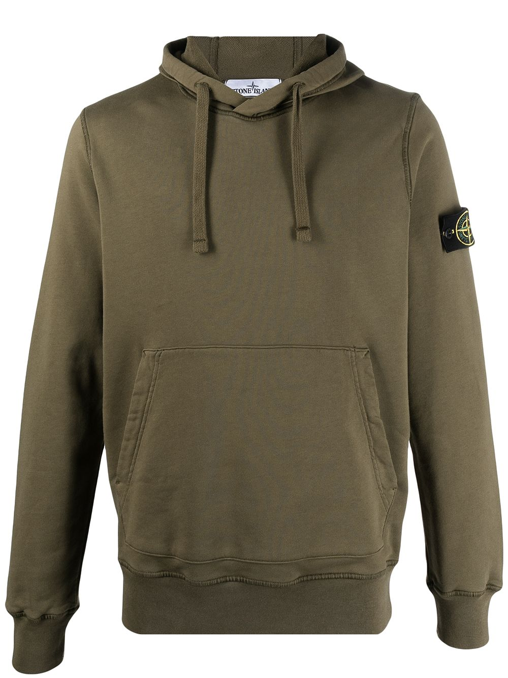 <p class='small-title'>STONE ISLAND</p>Hoodie