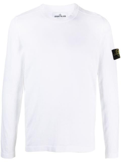 <p class='small-title'>STONE ISLAND</p>Light Sweater