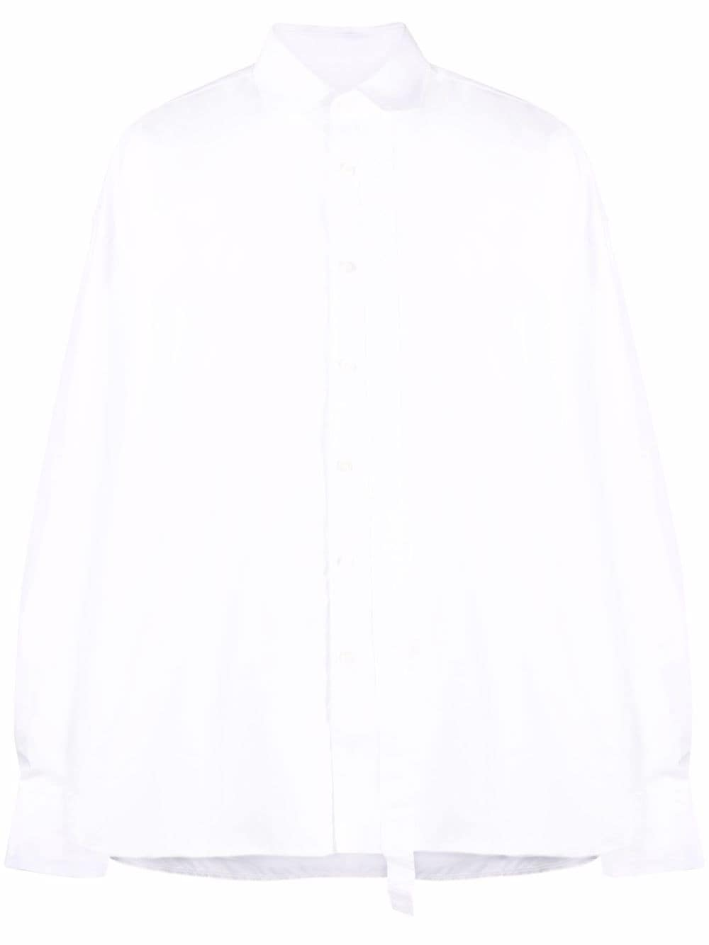 <p class='small-title'>ADER ERROR</p>Unisex Raw-Edge Shirt