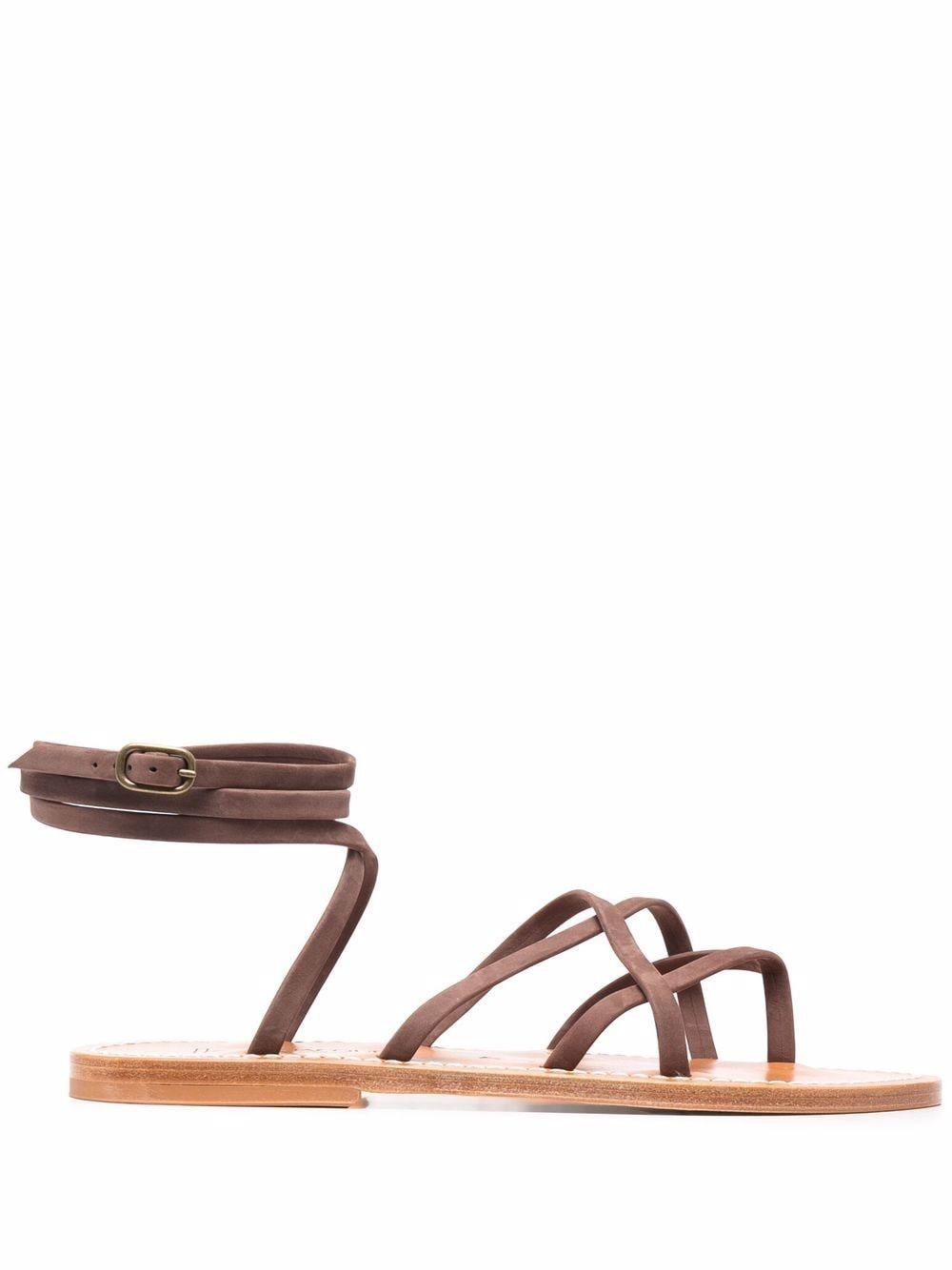 <p class='small-title'>K. JACQUES</p>Zenobie Sandals