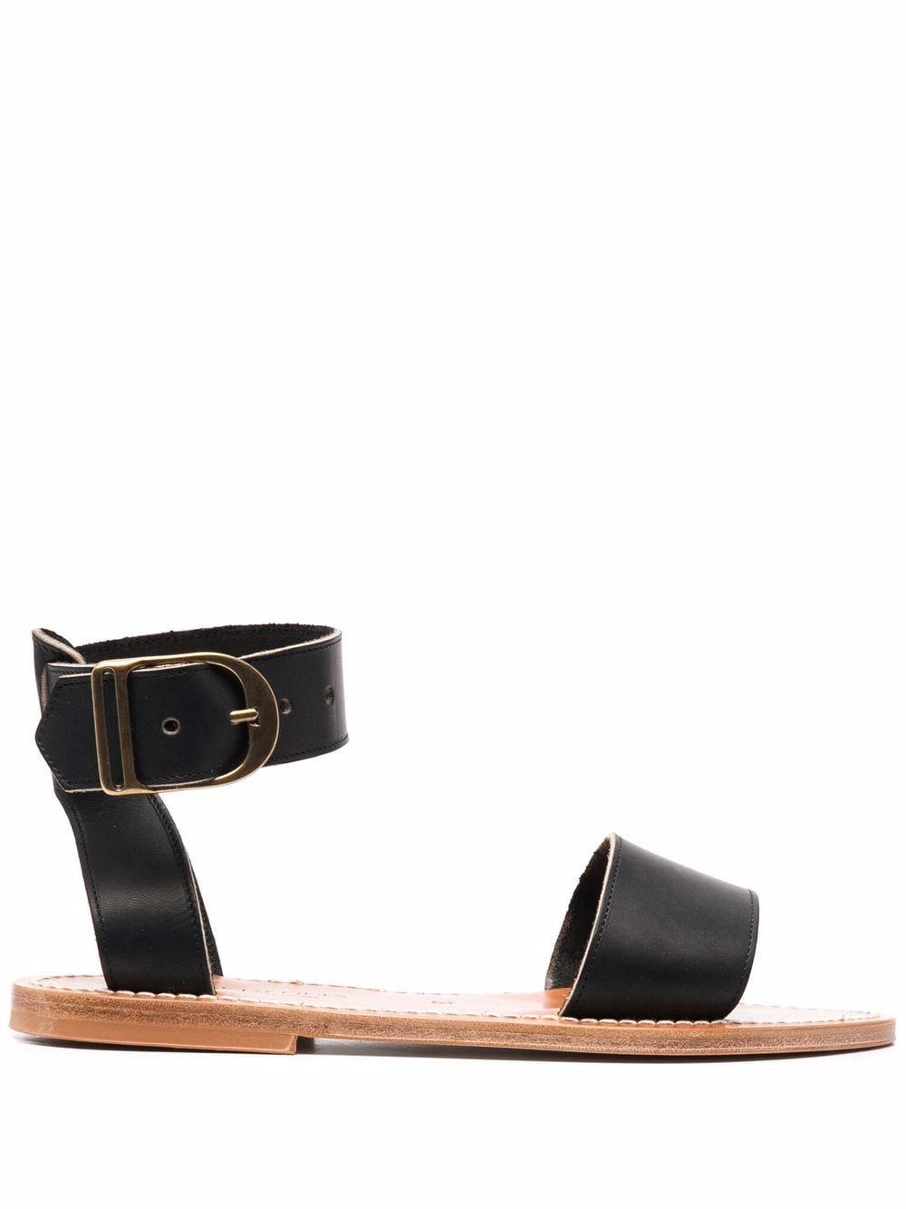 <p class='small-title'>K. JACQUES</p>Carbet Sandals