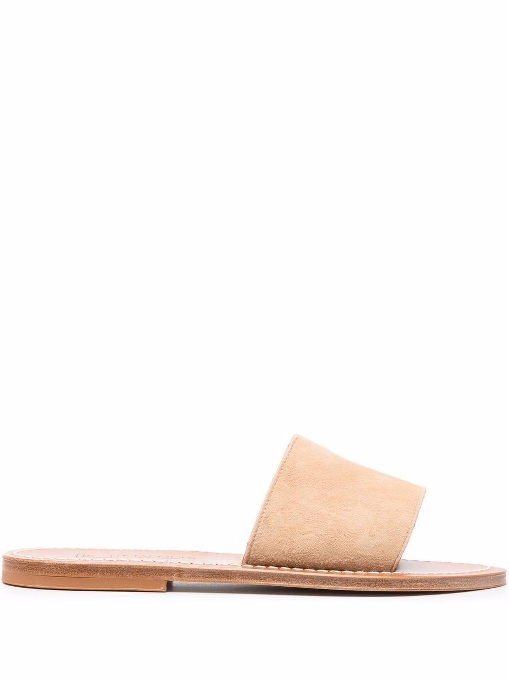 <p class='small-title'>K. JACQUES</p>Capri Sandals