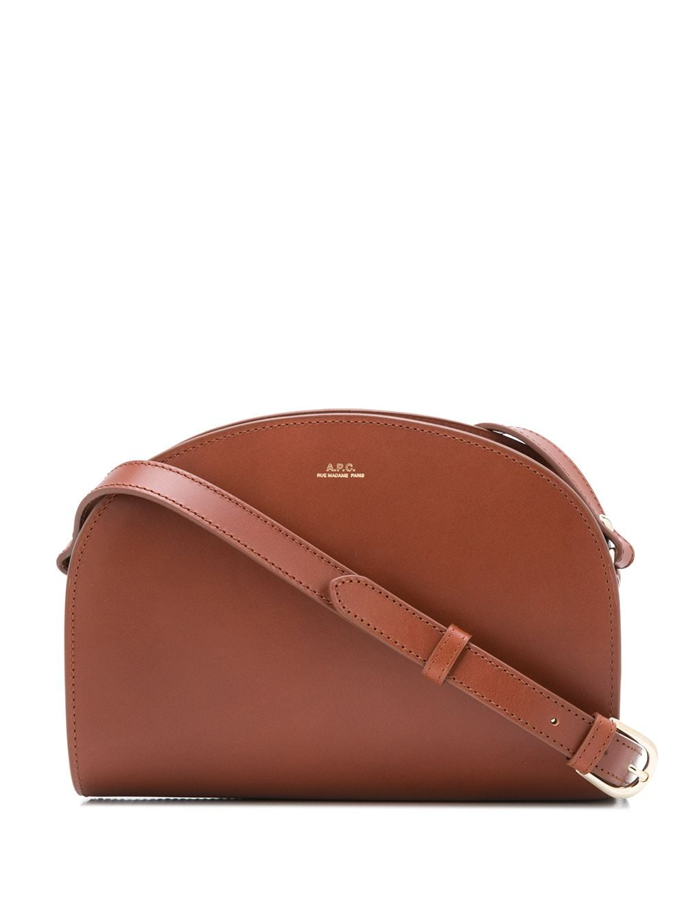<p class='small-title'>A.P.C.</p>A.P.C. Demi-Lune Crossbody Bag