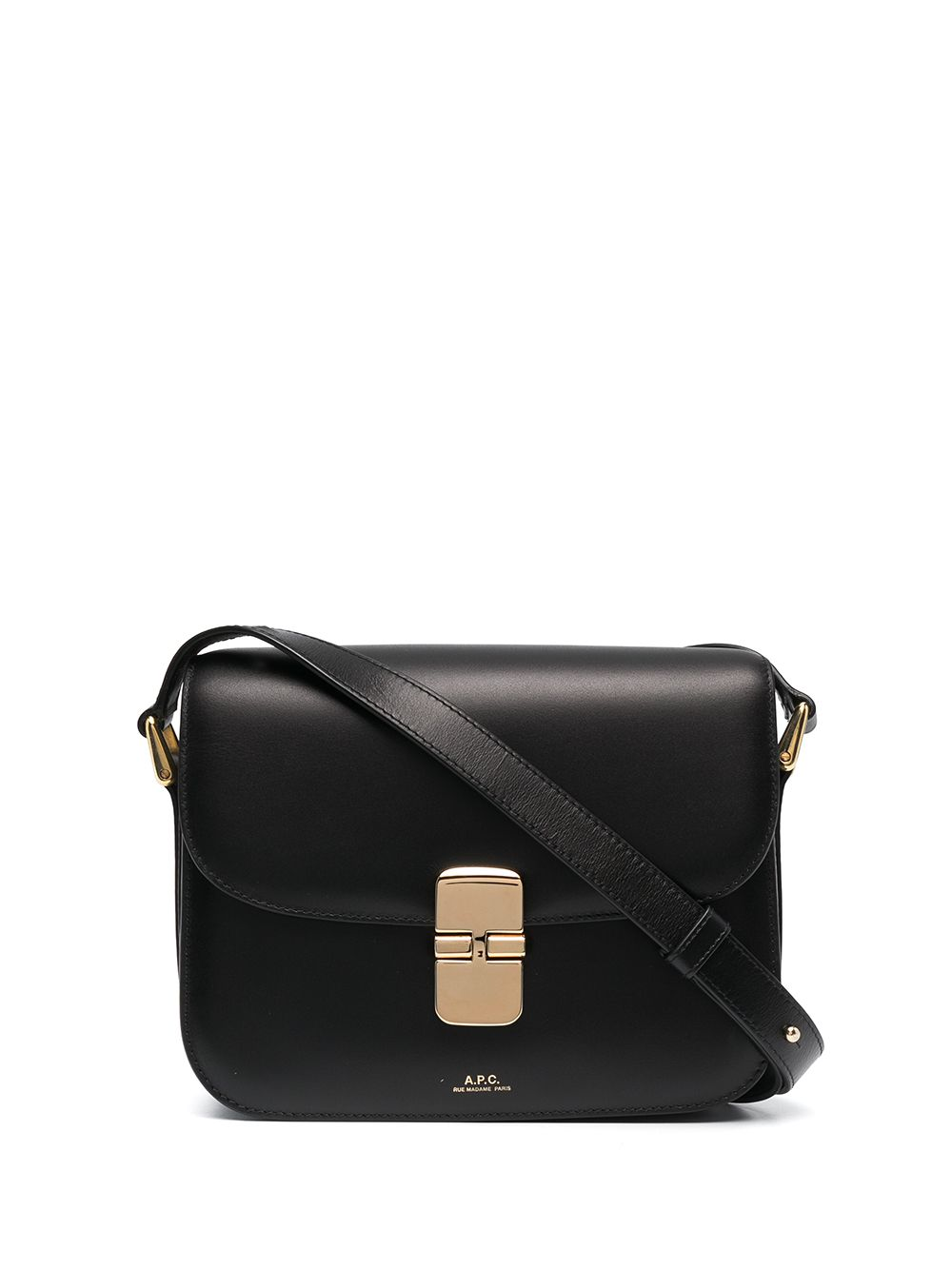 <p class='small-title'>A.P.C.</p>Grace Shoulder Bag