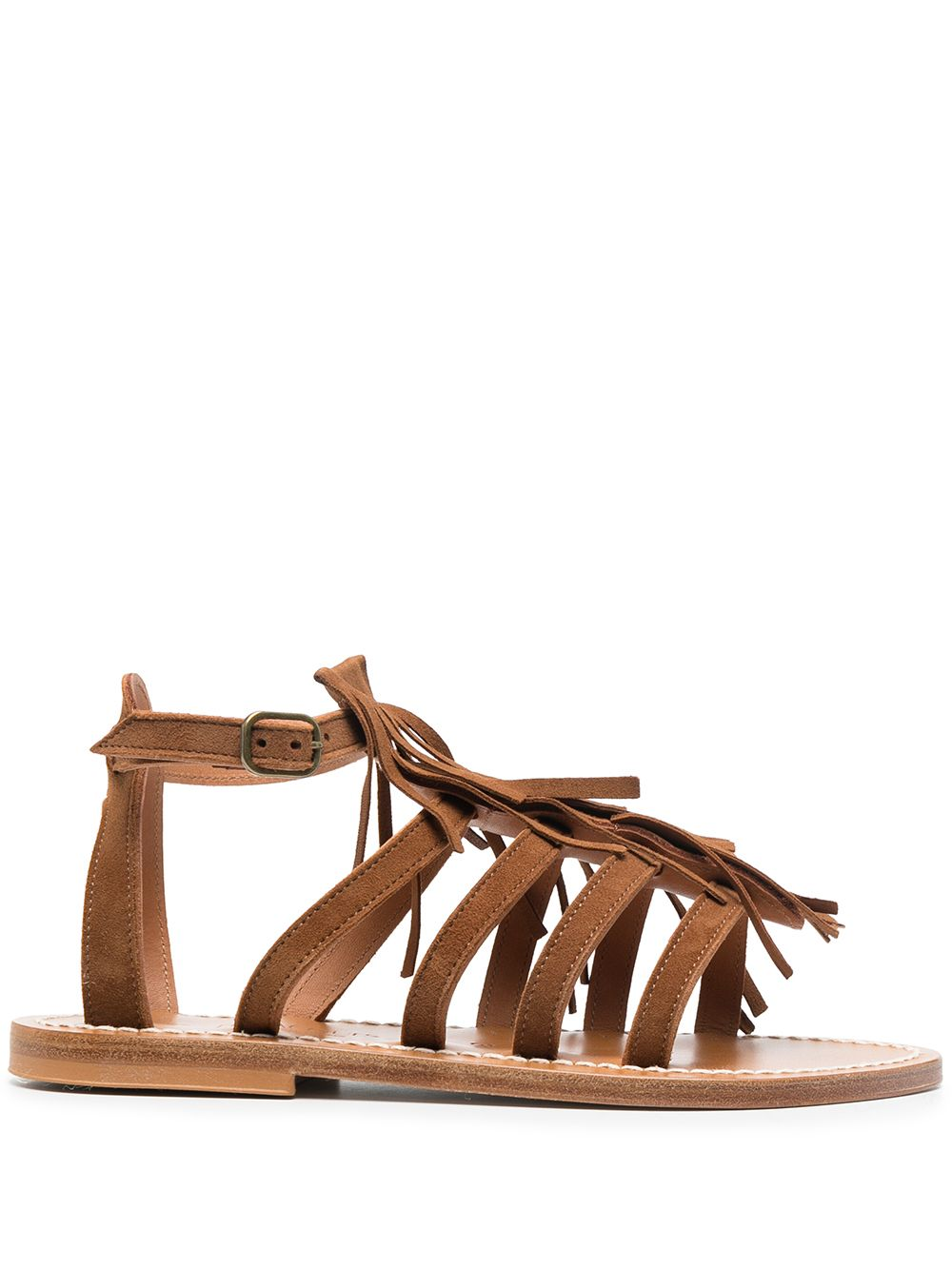 <p class='small-title'>K. JACQUES</p>Fregate Sandals