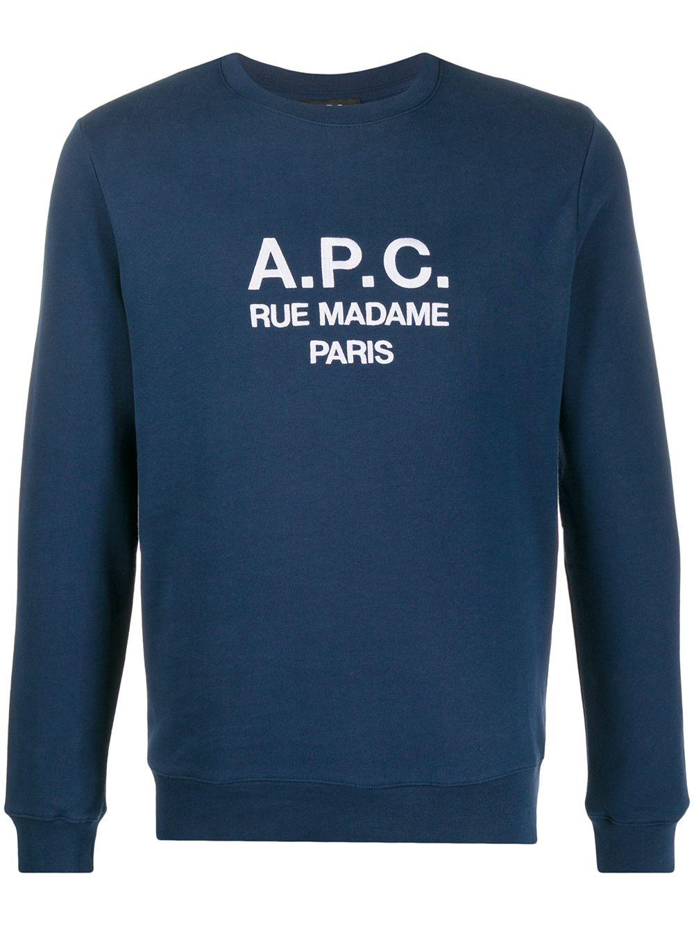<p class='small-title'>A.P.C.</p>Sweatshirt