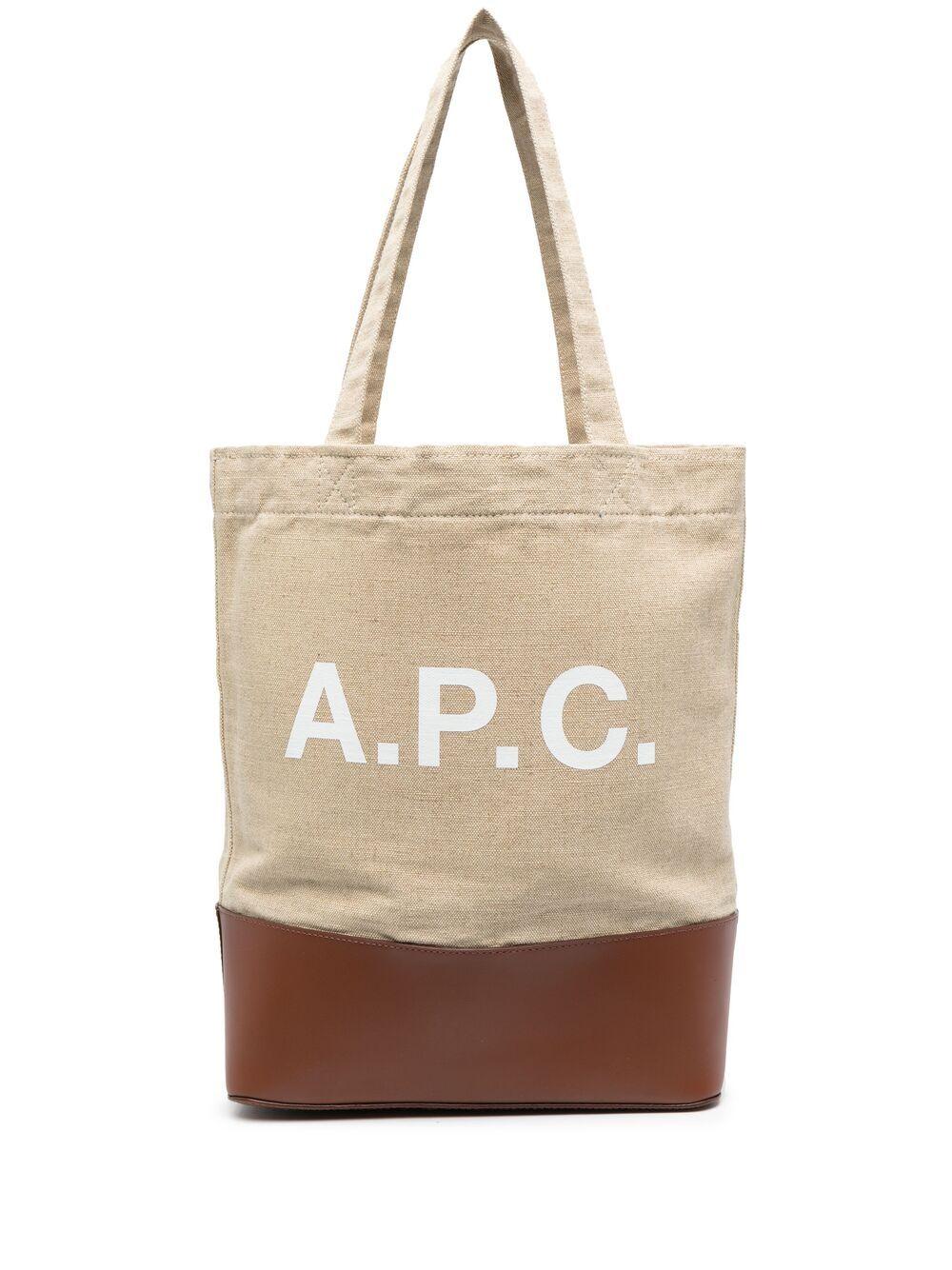 <p class='small-title'>A.P.C.</p>A.P.C. Tote Bag
