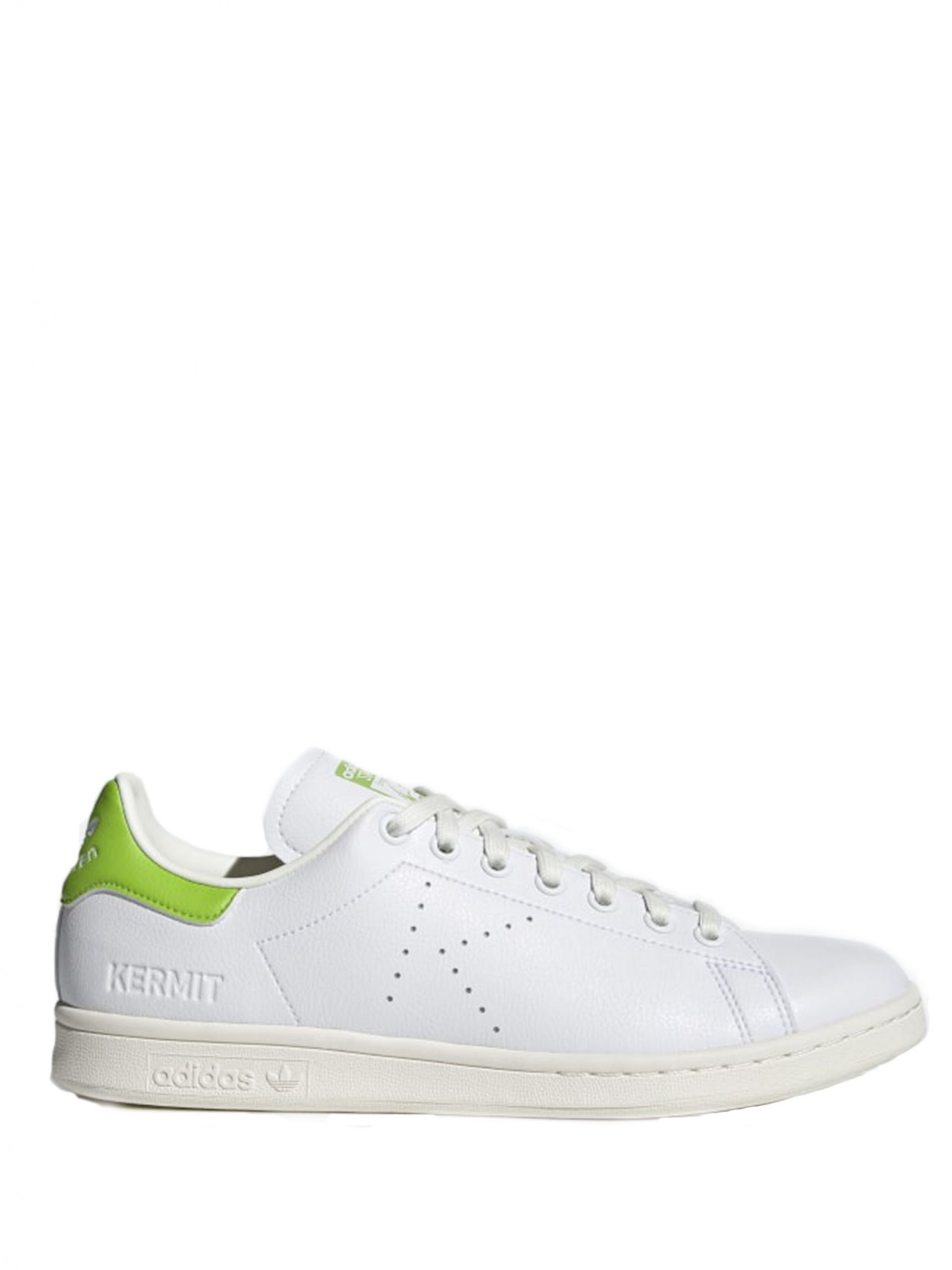 <p class='small-title'>ADIDAS ORIGINAL</p>Stan Smith with Kermit