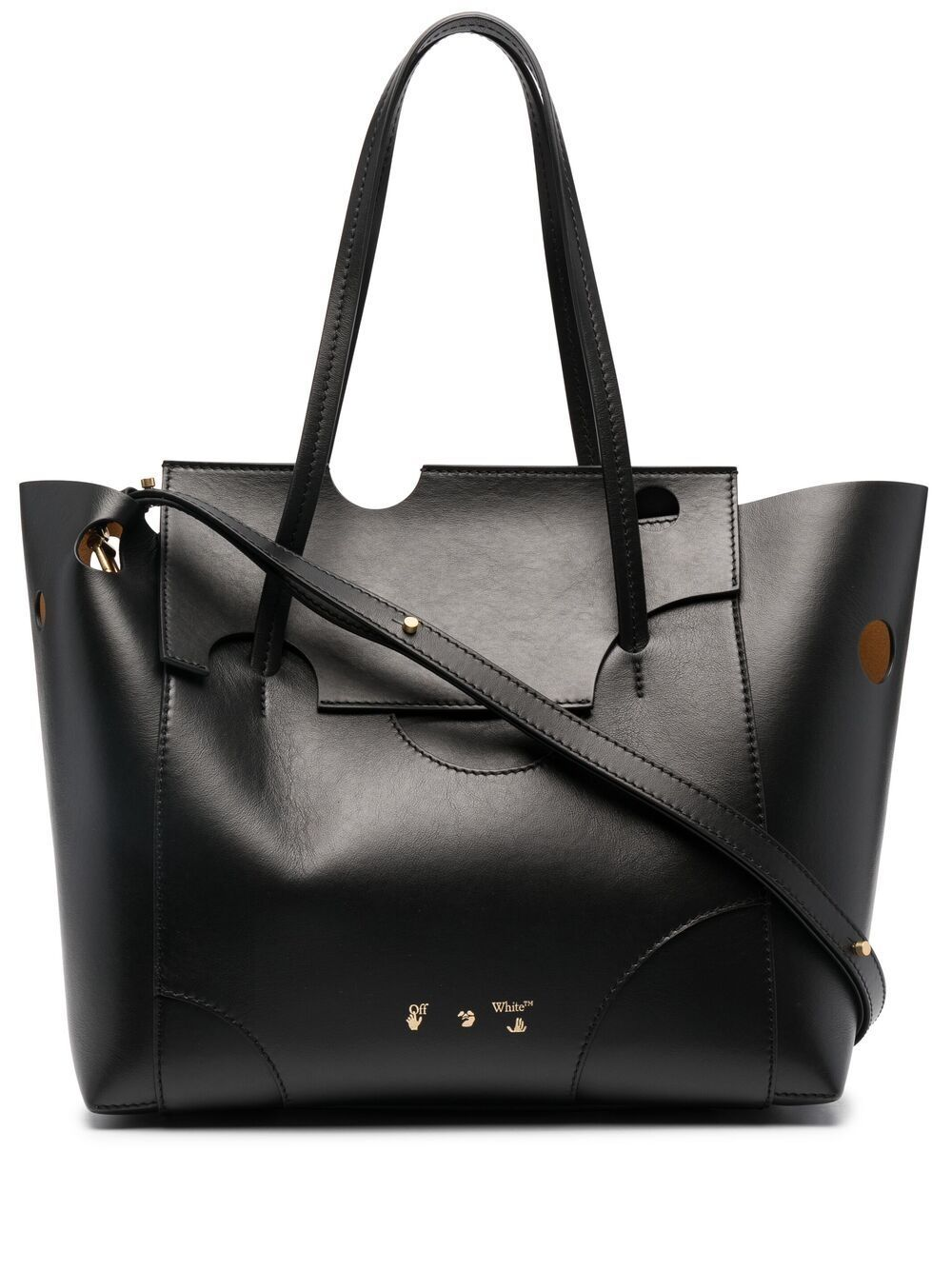 <p class='small-title'>OFF WHITE</p>Burrow 38 Tote Bag