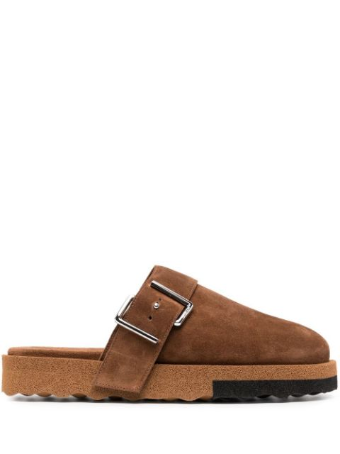 <p class='small-title'>OFF WHITE</p>Slippers