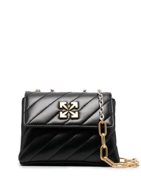 <p class='small-title'>OFF WHITE</p>Jackhammer 19 Shoulder Bag