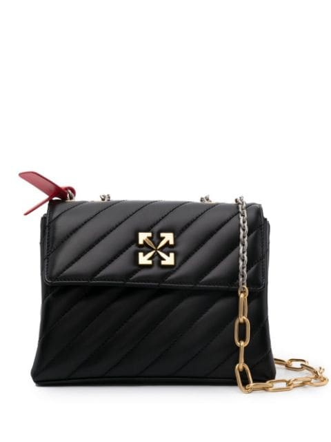 <p class='small-title'>OFF WHITE</p>24 Jackhammer Shoulder Bag