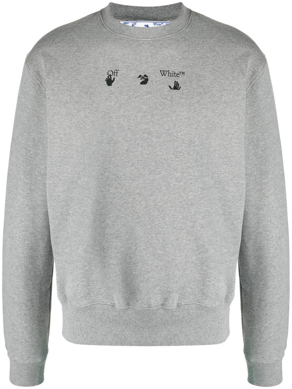 <p class='small-title'>OFF WHITE</p>Sweatshirt