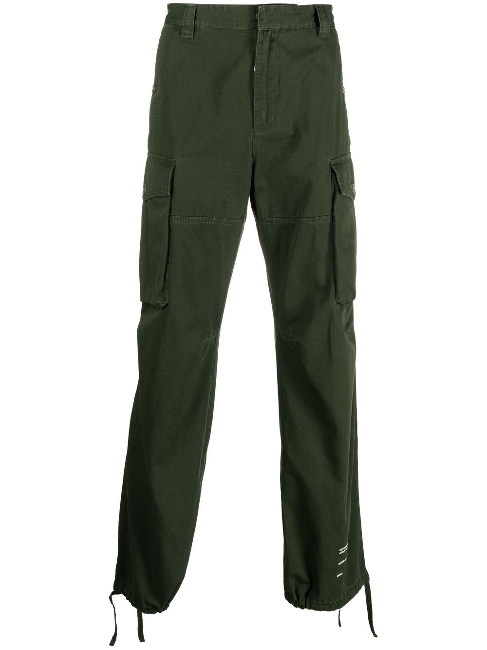 <p class='small-title'>OFF WHITE</p>Cargo Trousers
