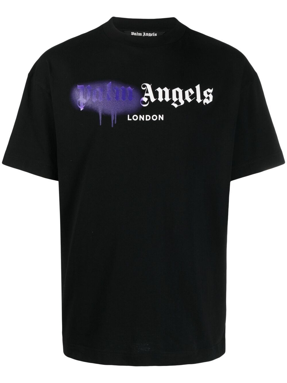 <p class='small-title'>PALM ANGELS</p>LA Logo Print T-Shirt